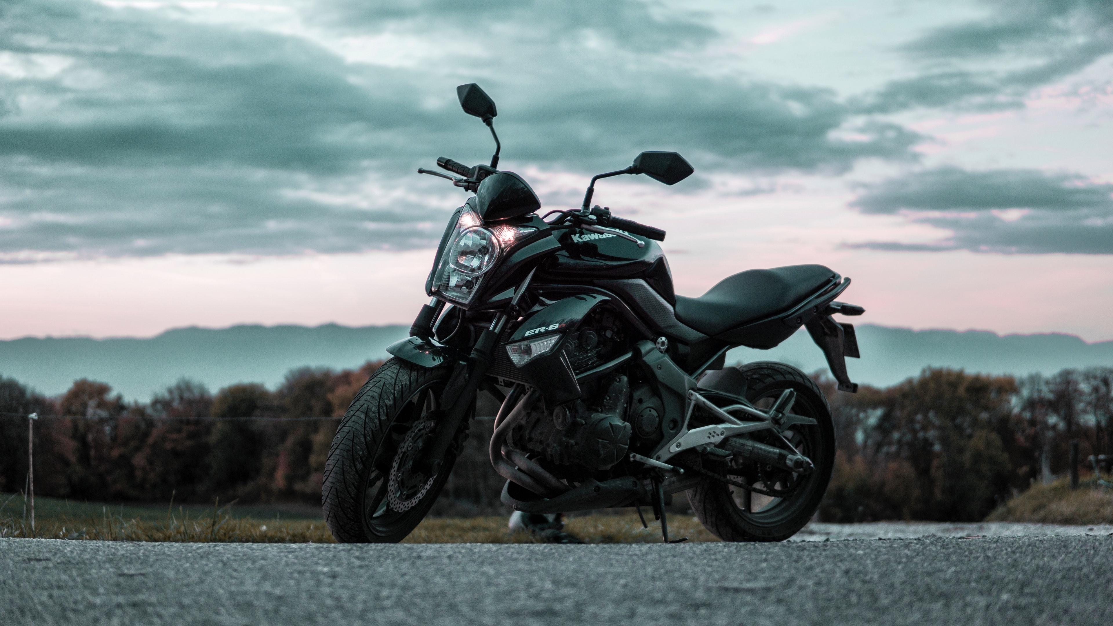 motorcycle side view road asphalt 4k 1536018937 - motorcycle, side view, road, asphalt 4k - side view, Road, Motorcycle