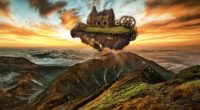 mountains building engine gears steampunk imagination photoshop 4k 1536098166 200x110 - mountains, building, engine, gears, steampunk, imagination, photoshop 4k - Mountains, engine, Building