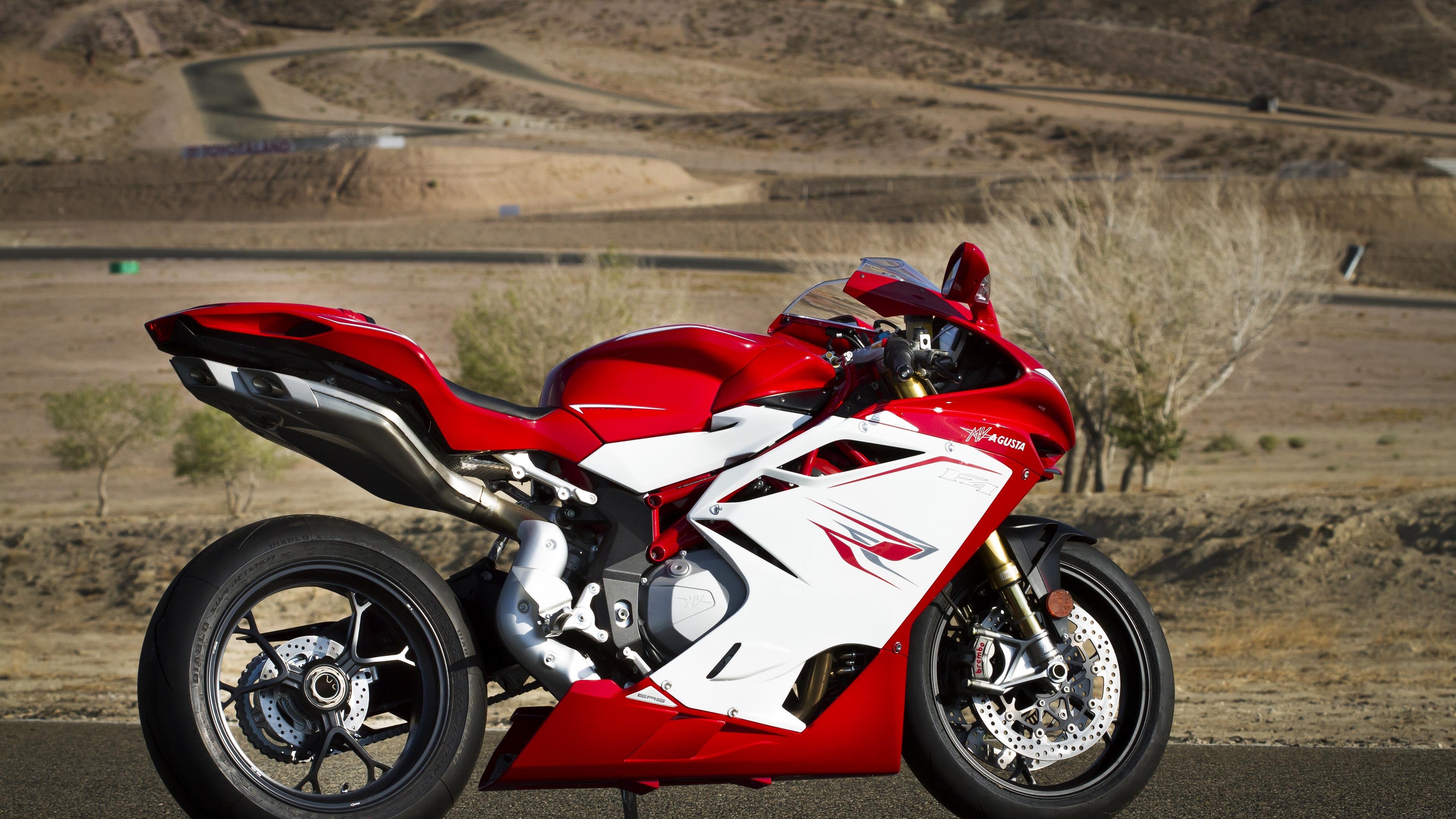 mv agusta f4 motorcycle side red 4k 1536018381 - mv agusta, f4, motorcycle, side, red 4k - mv agusta, Motorcycle, f4