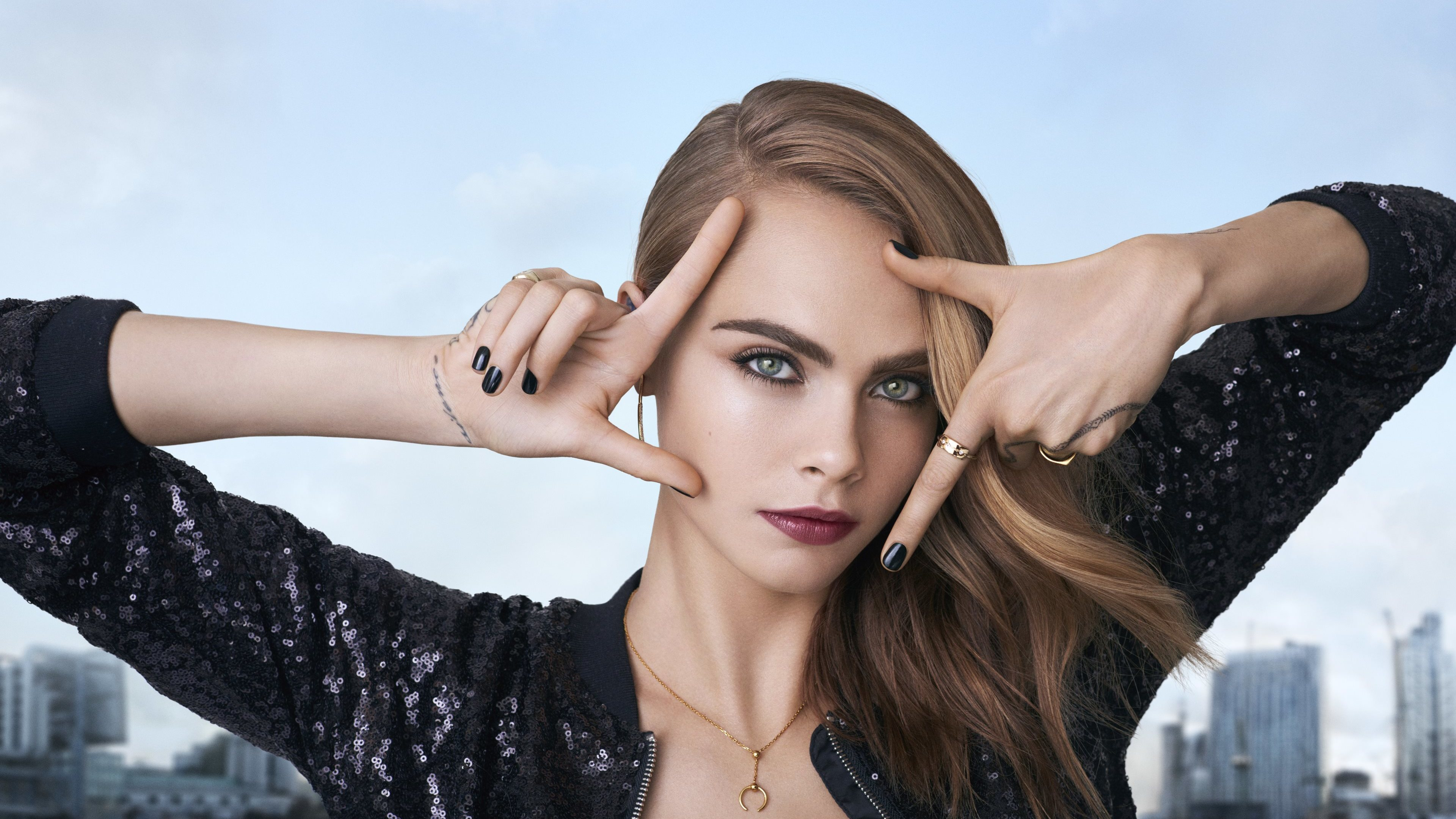 new cara delevingne 4k 1536950618 - New Cara Delevingne 4k - model wallpapers, hd-wallpapers, girls wallpapers, celebrities wallpapers, cara delevingne wallpapers, 4k-wallpapers