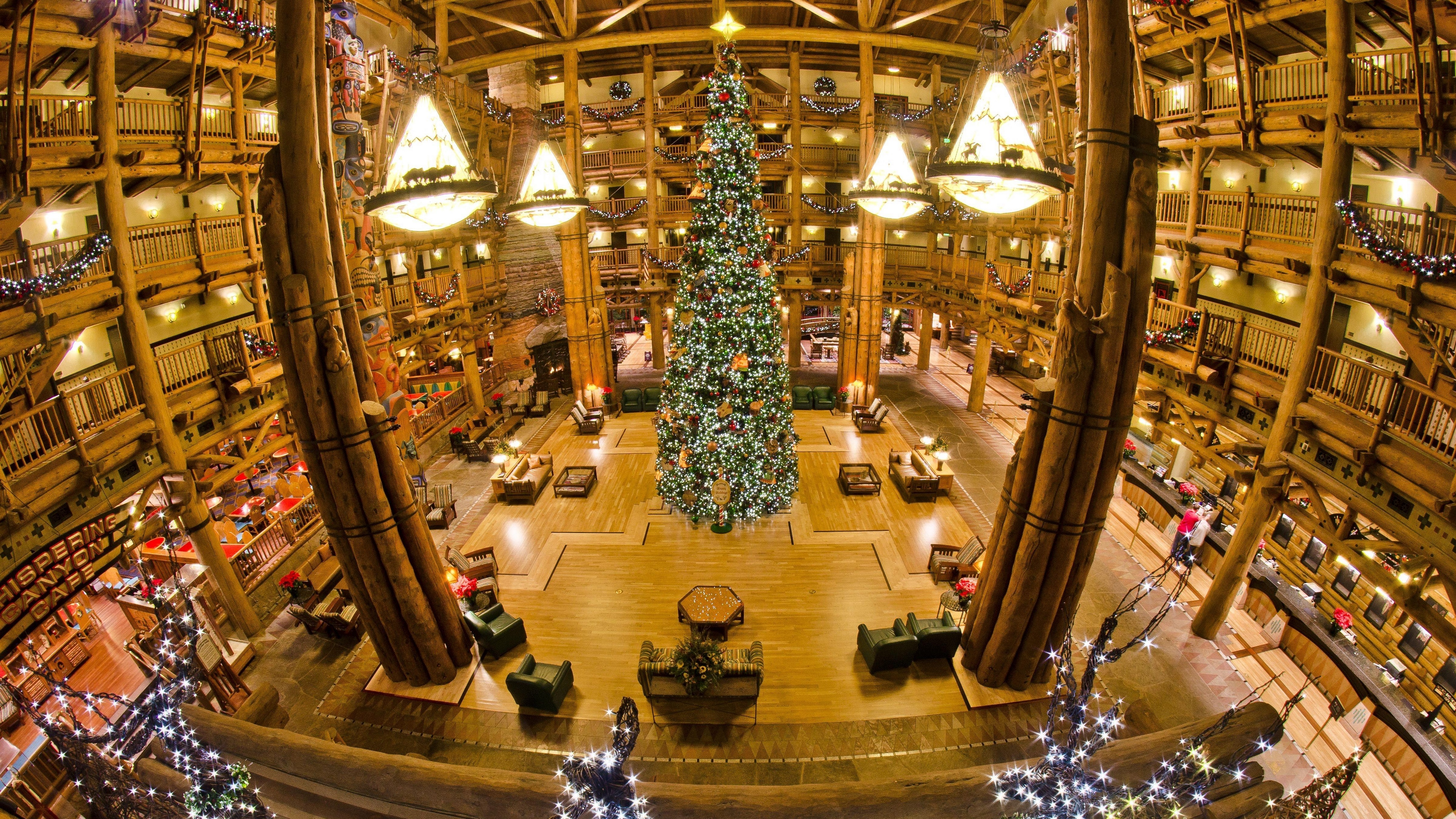 new year christmas tree holiday living room mood store vanity 4k 1538344731 - new year, christmas, tree, holiday, living room, mood, store, vanity 4k - tree, new year, Christmas
