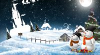 new year snowmen night greeting holiday christmas 4k 1538345360 200x110 - new year, snowmen, night, greeting, holiday, christmas 4k - snowmen, Night, new year