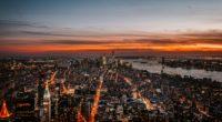 new york night city skyline sky dusk sunset 4k 1538065531 200x110 - new york, night city, skyline, sky, dusk, sunset 4k - Skyline, night city, new york