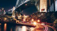 night city bridge river movement turn 4k 1538066037 200x110 - night city, bridge, river, movement, turn 4k - River, night city, bridge