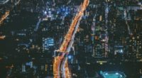 night city road view from above buildings 4k 1538064559 200x110 - night city, road, view from above, buildings 4k - view from above, Road, night city