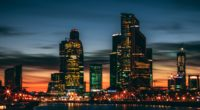 night city skyscrapers panorama river 4k 1538066643 200x110 - night city, skyscrapers, panorama, river 4k - Skyscrapers, Panorama, night city