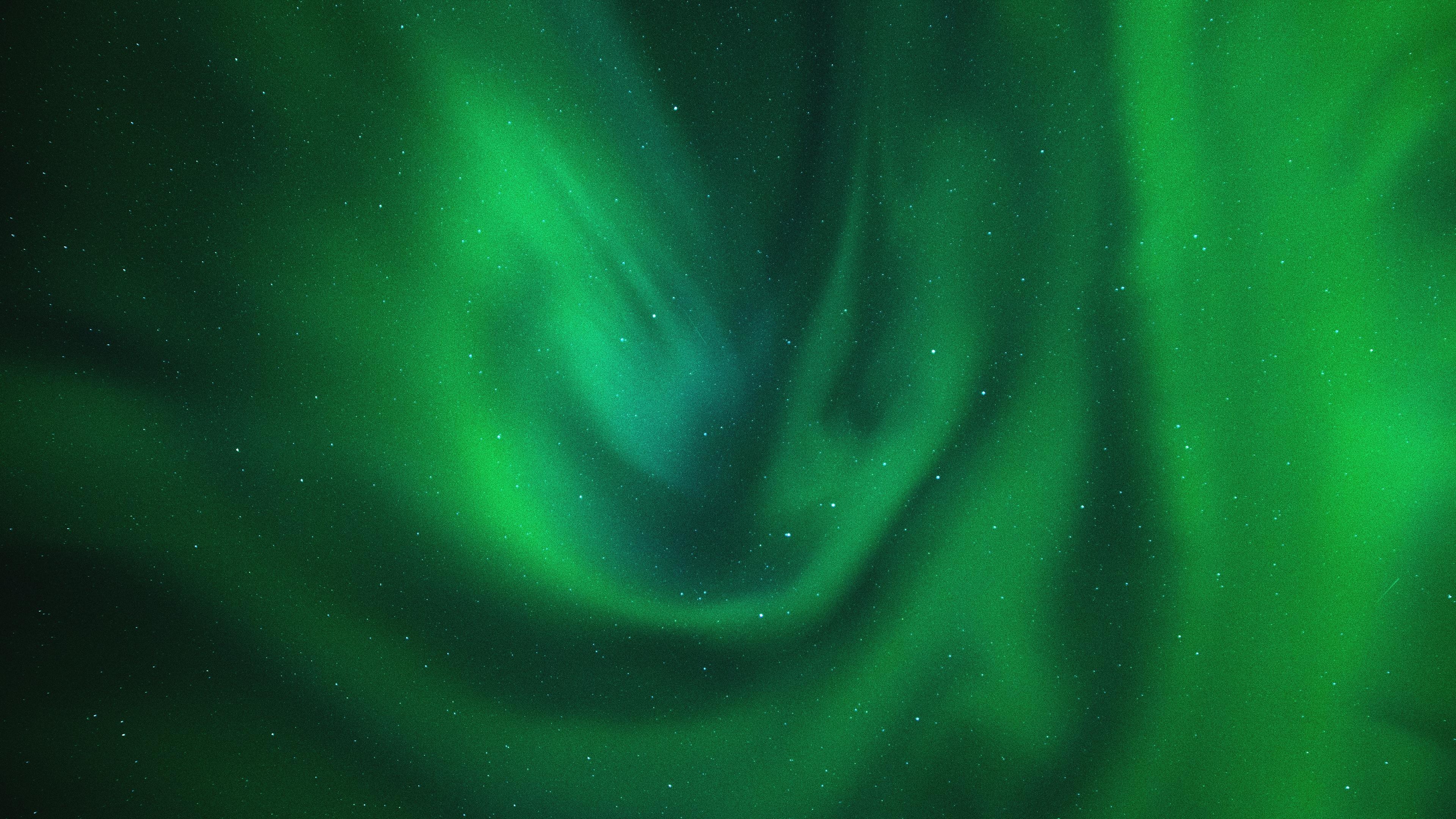 northern lights starry sky stars 4k 1536013915 - northern lights, starry sky, stars 4k - Stars, starry sky, northern lights