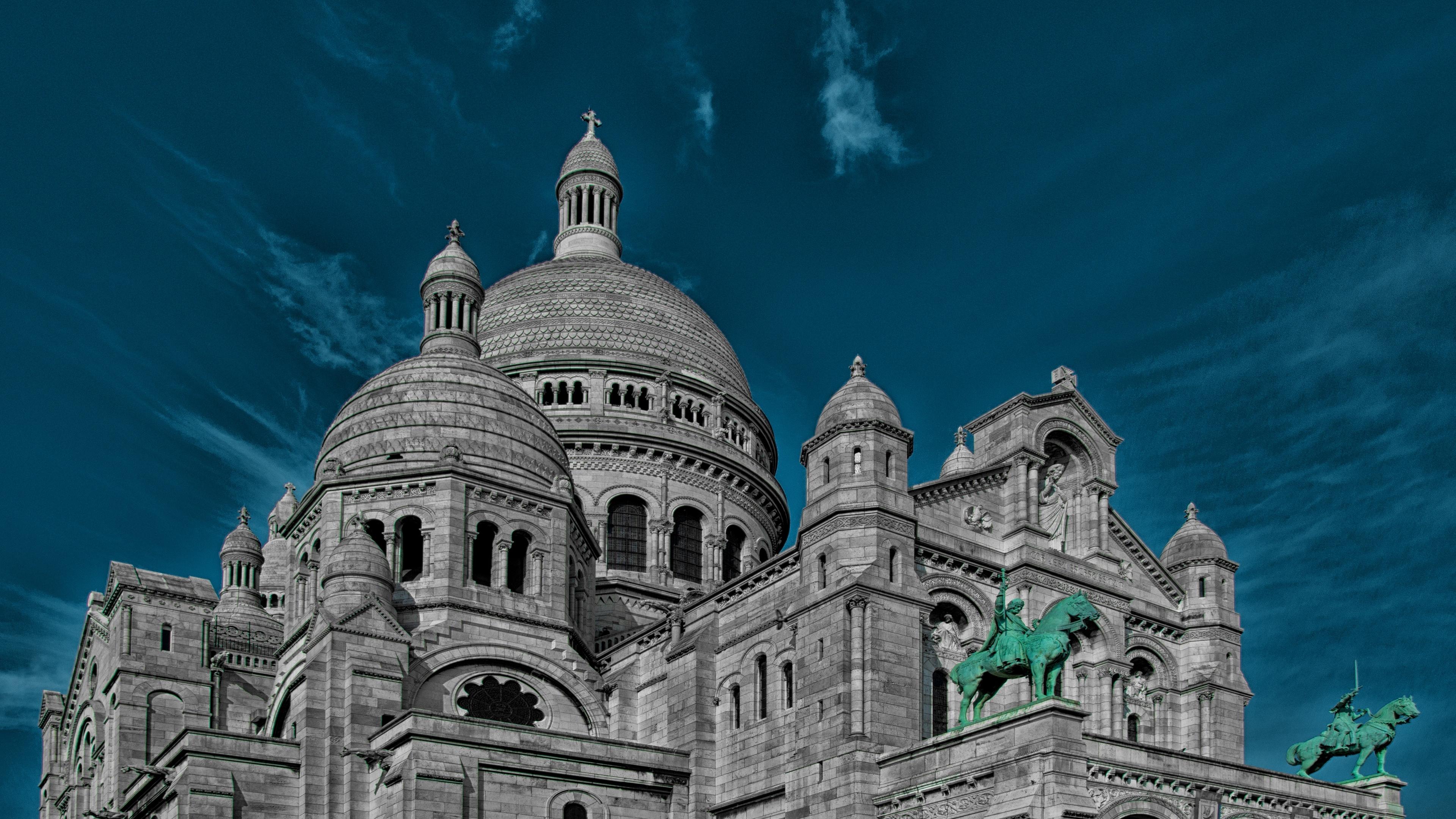 paris church france sky hdr 4k 1538068055 - paris, church, france, sky, hdr 4k - Paris, France, Church