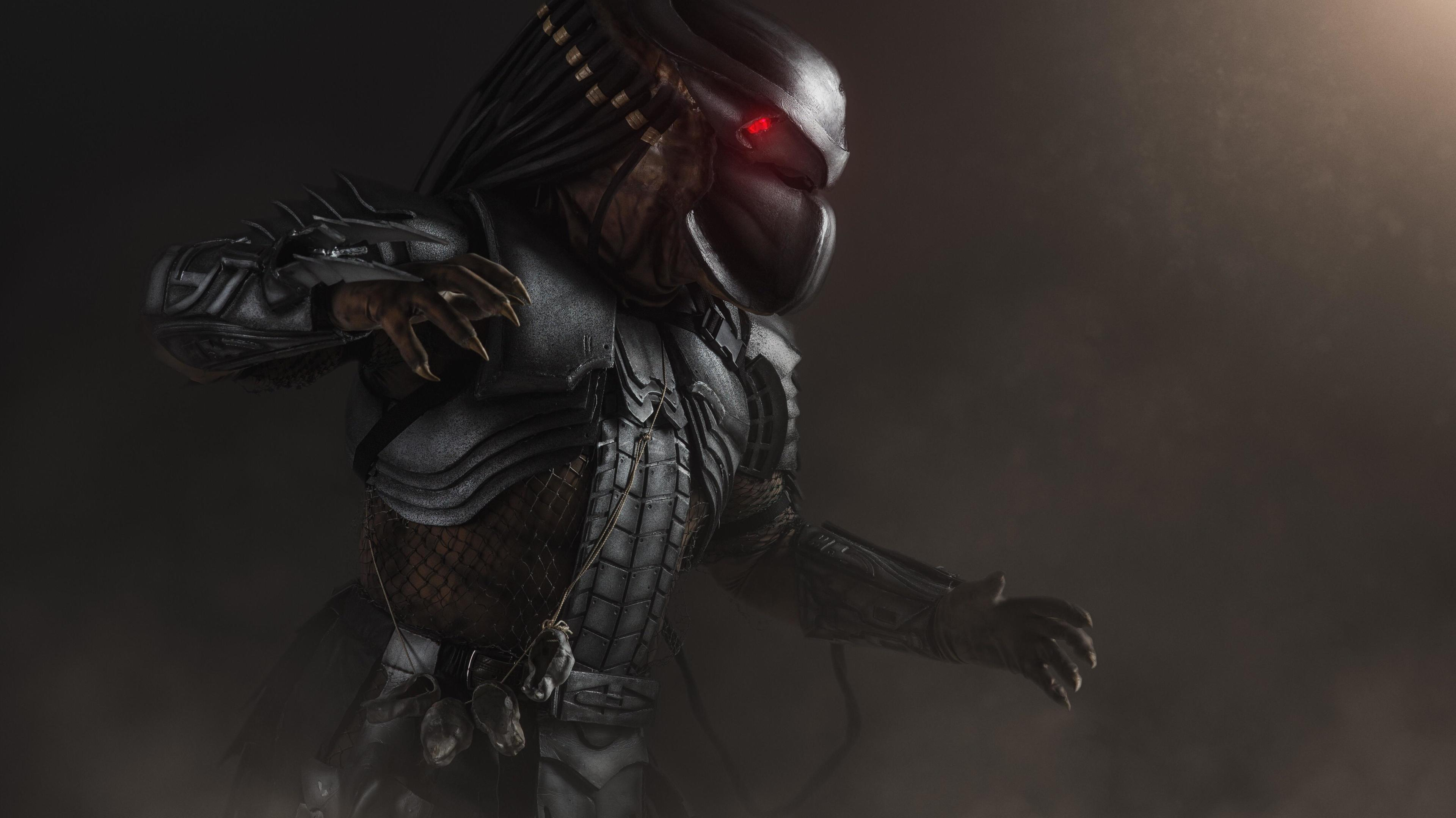 Wallpaper 4k Predator Cosplay 4k Wallpapers 5k Wallpapers