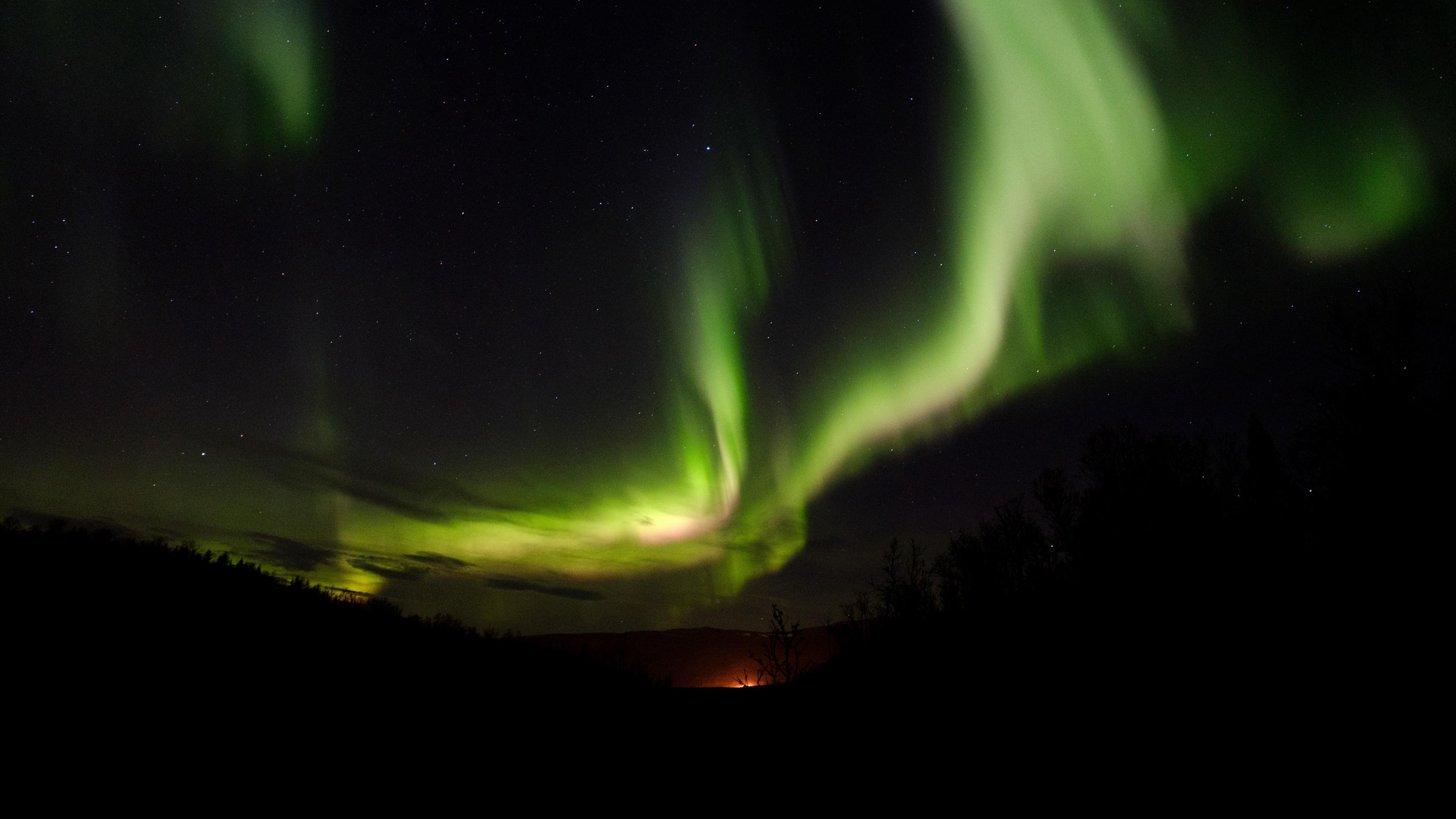 radiance sky night 4k 1536016987 - radiance, sky, night 4k - Sky, radiance, Night