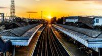 railroad train sunset 4k 1538066162 200x110 - railroad, train, sunset 4k - Train, sunset, railroad