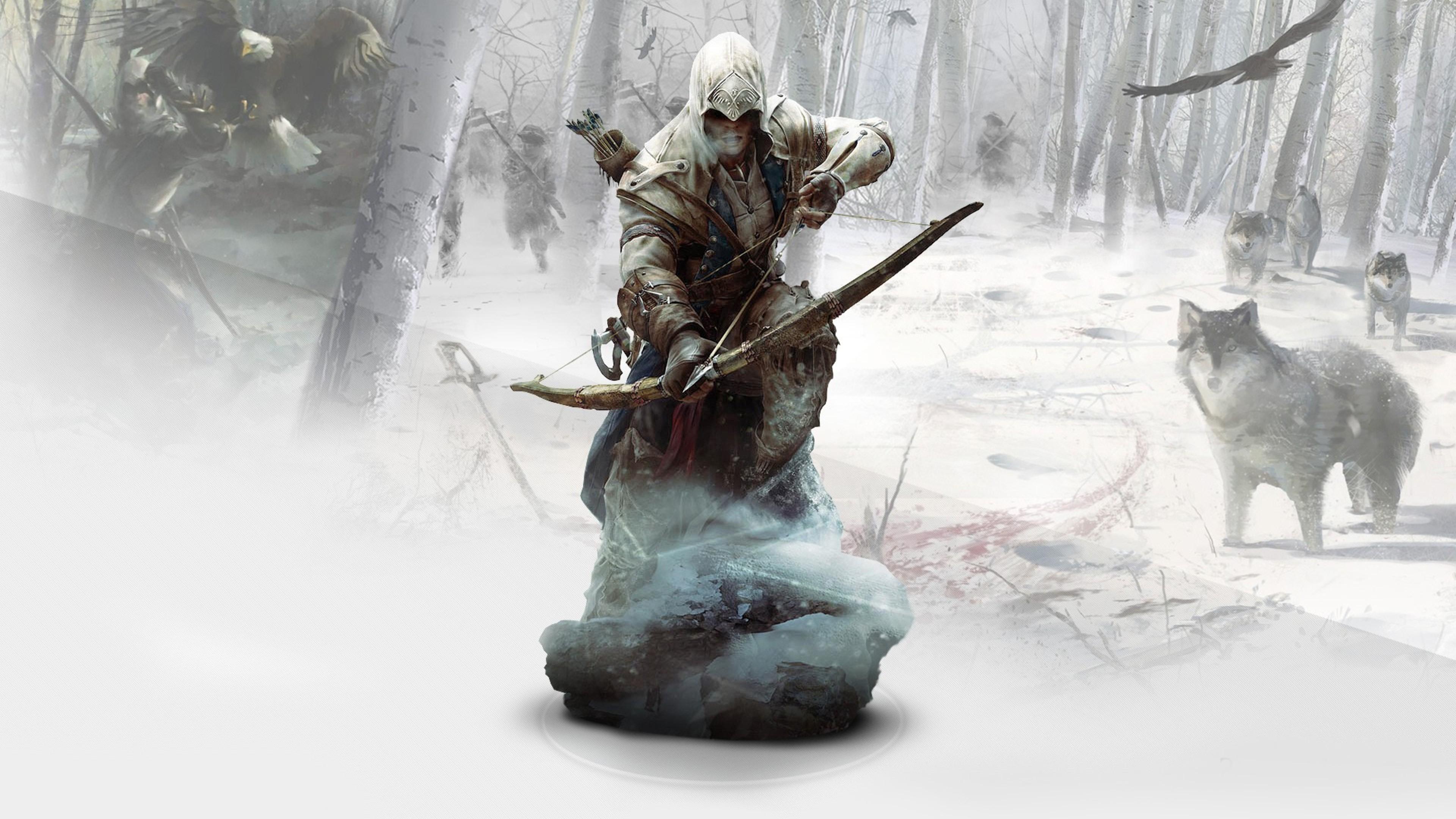 ratonhnkaketon assassins creed 3 4k 1535967223 - Ratonhnkaketon Assassins Creed 3-4k - xbox games wallpapers, ps games wallpapers, pc games wallpapers, games wallpapers, assassins creed wallpapers