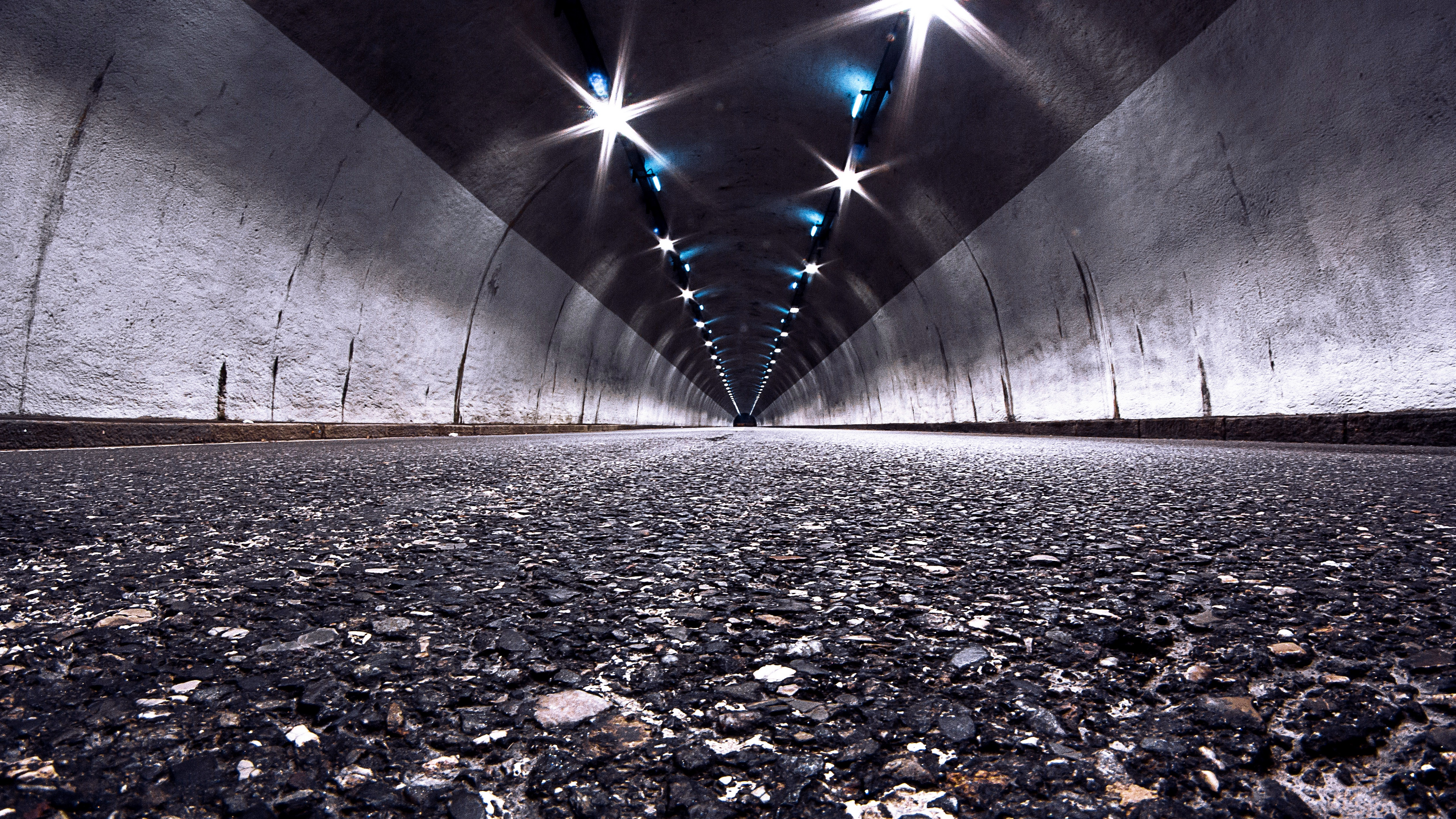 road tunnel night 4k 1538067548 - road, tunnel, night 4k - Tunnel, Road, Night