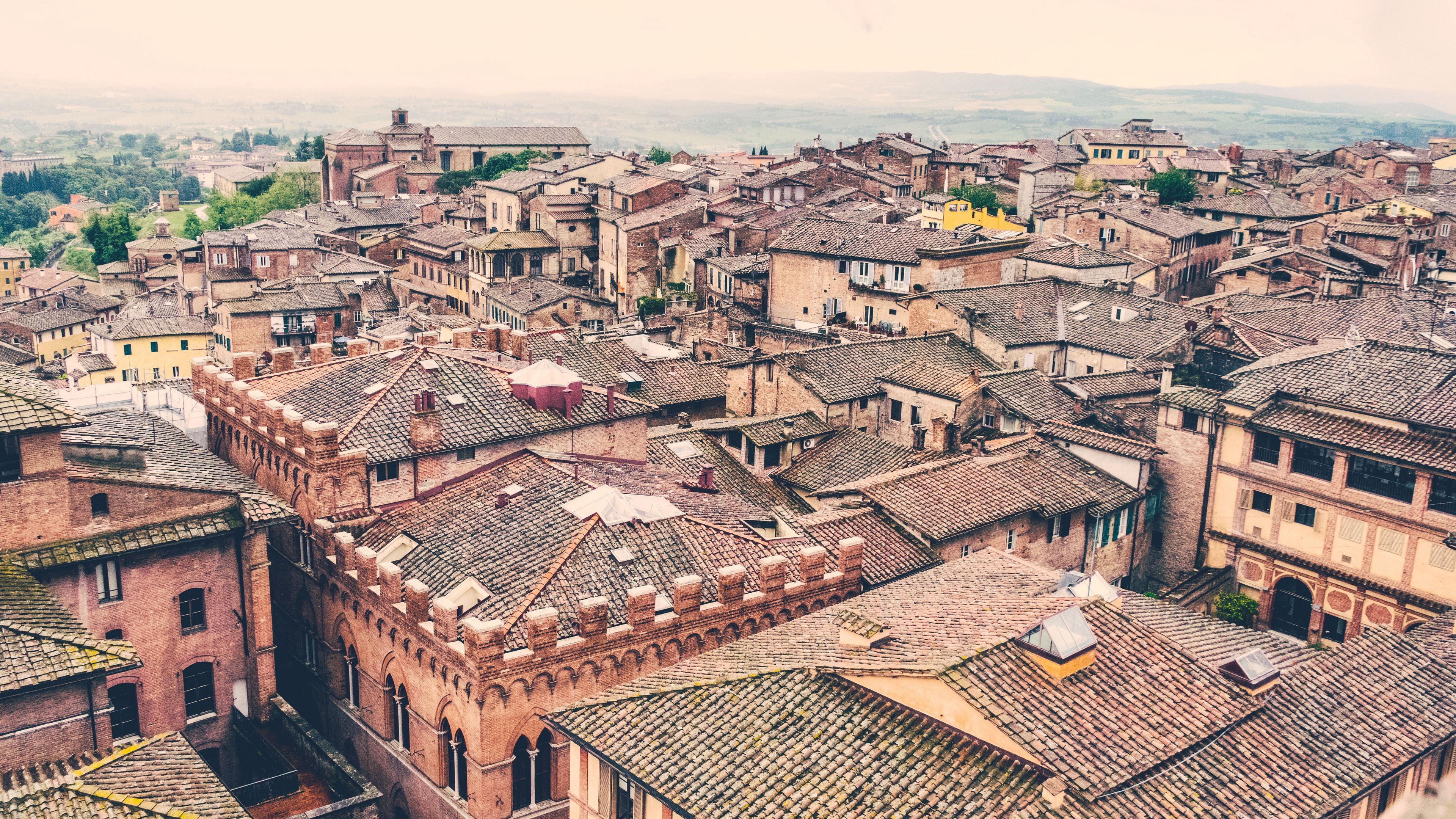 roof city architecture 4k 1538065651 - roof, city, architecture 4k - roof, City, Architecture