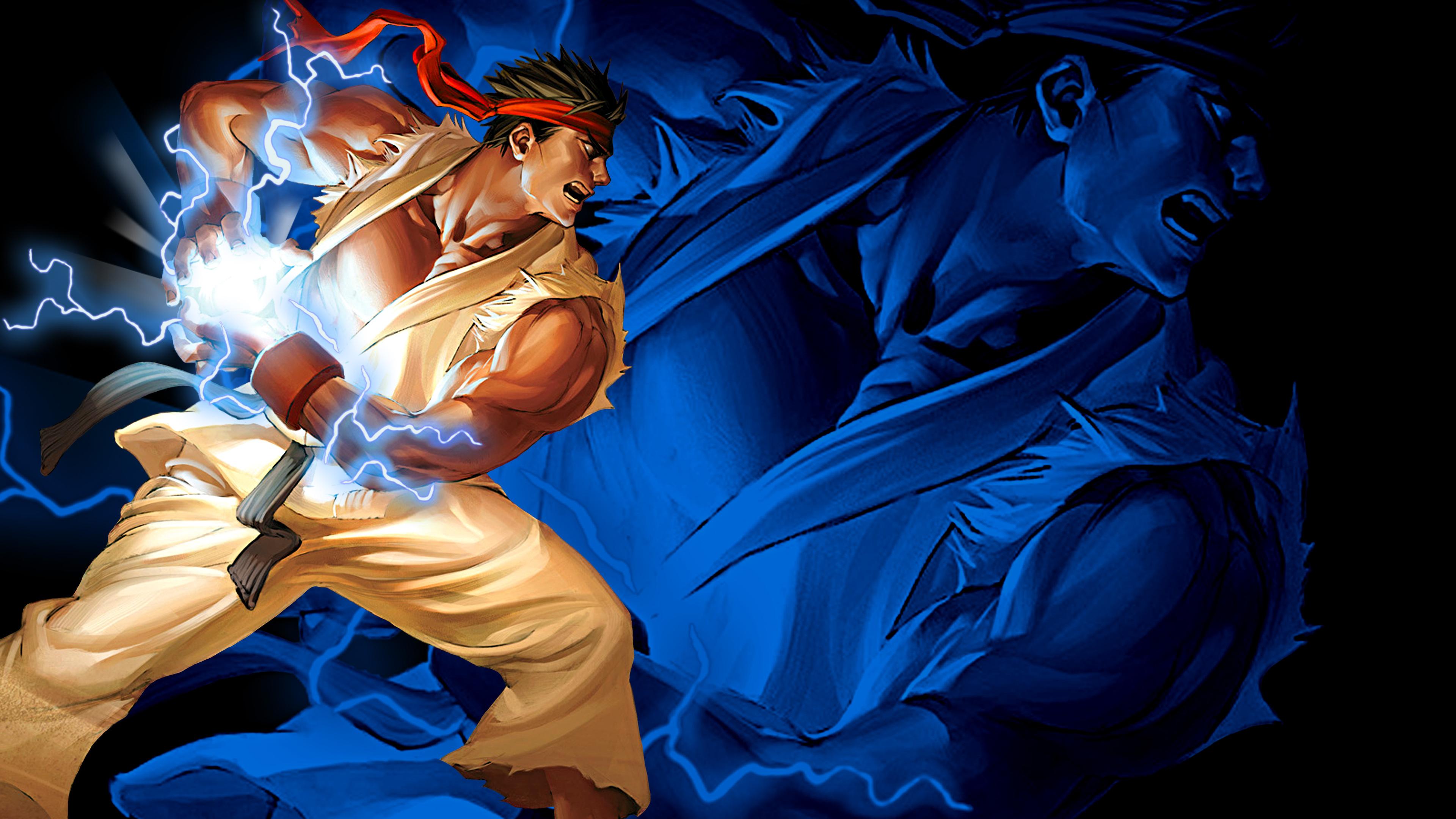 ryu hadouken street fighter 2 1537691669 - Ryu Hadouken Street Fighter 2 - street fighter v wallpapers, hd-wallpapers, games wallpapers, 5k wallpapers, 4k-wallpapers, 2016 games wallpapers