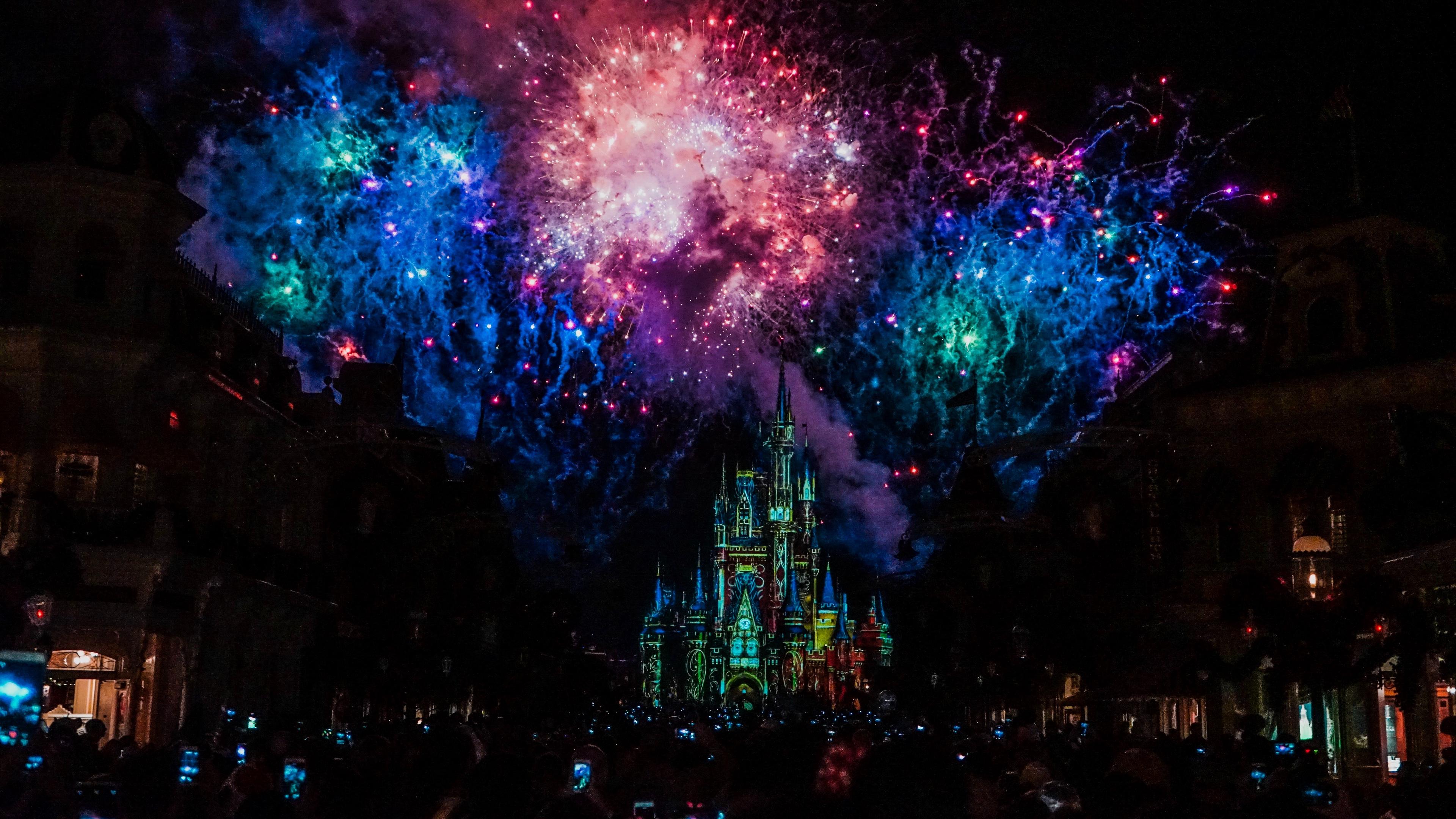 salute castle holiday colorful 4k 1538344569 - salute, castle, holiday, colorful 4k - salute, Holiday, Castle