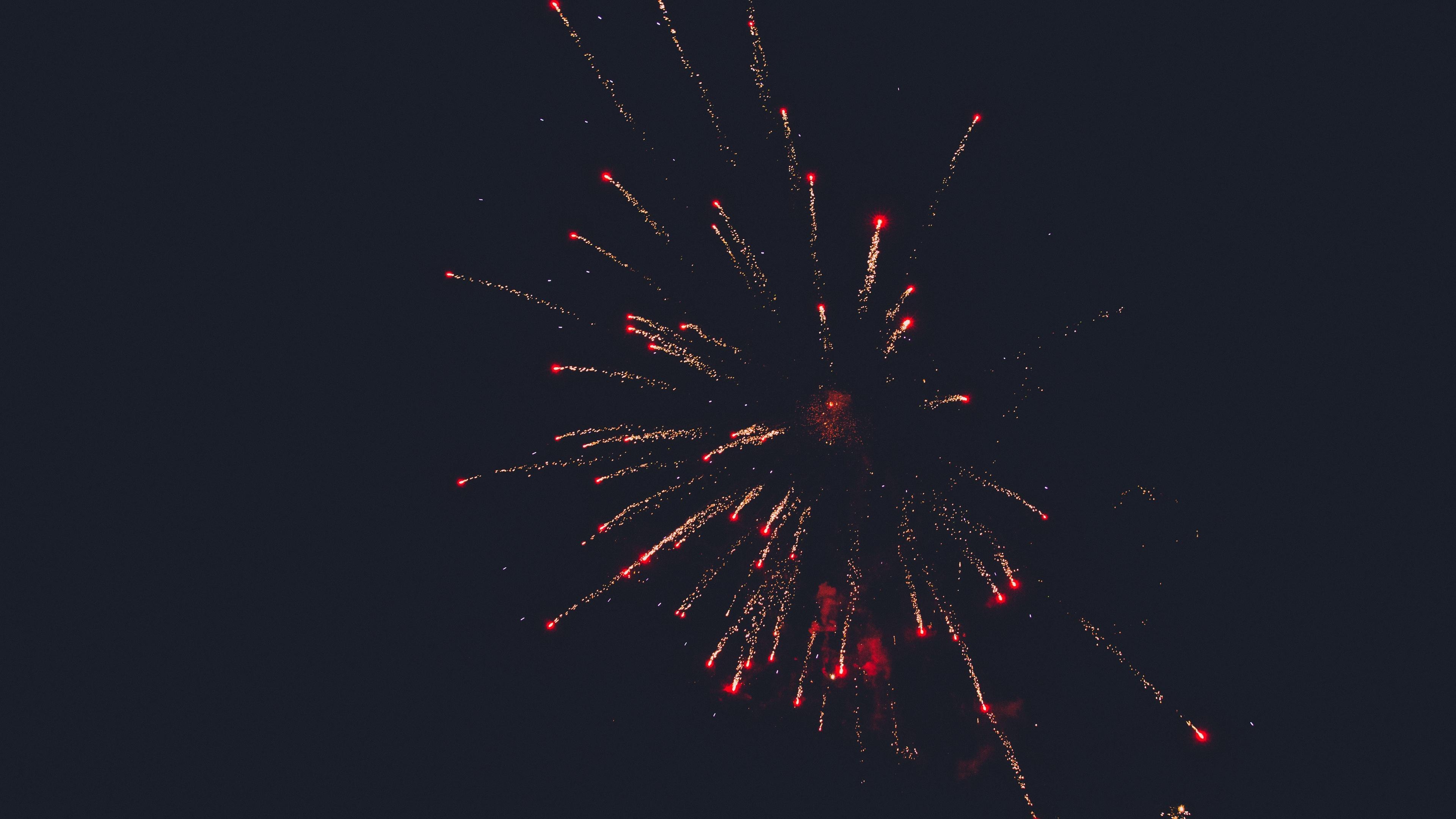 salute sky night fireworks 4k 1538344856 - salute, sky, night, fireworks 4k - Sky, salute, Night