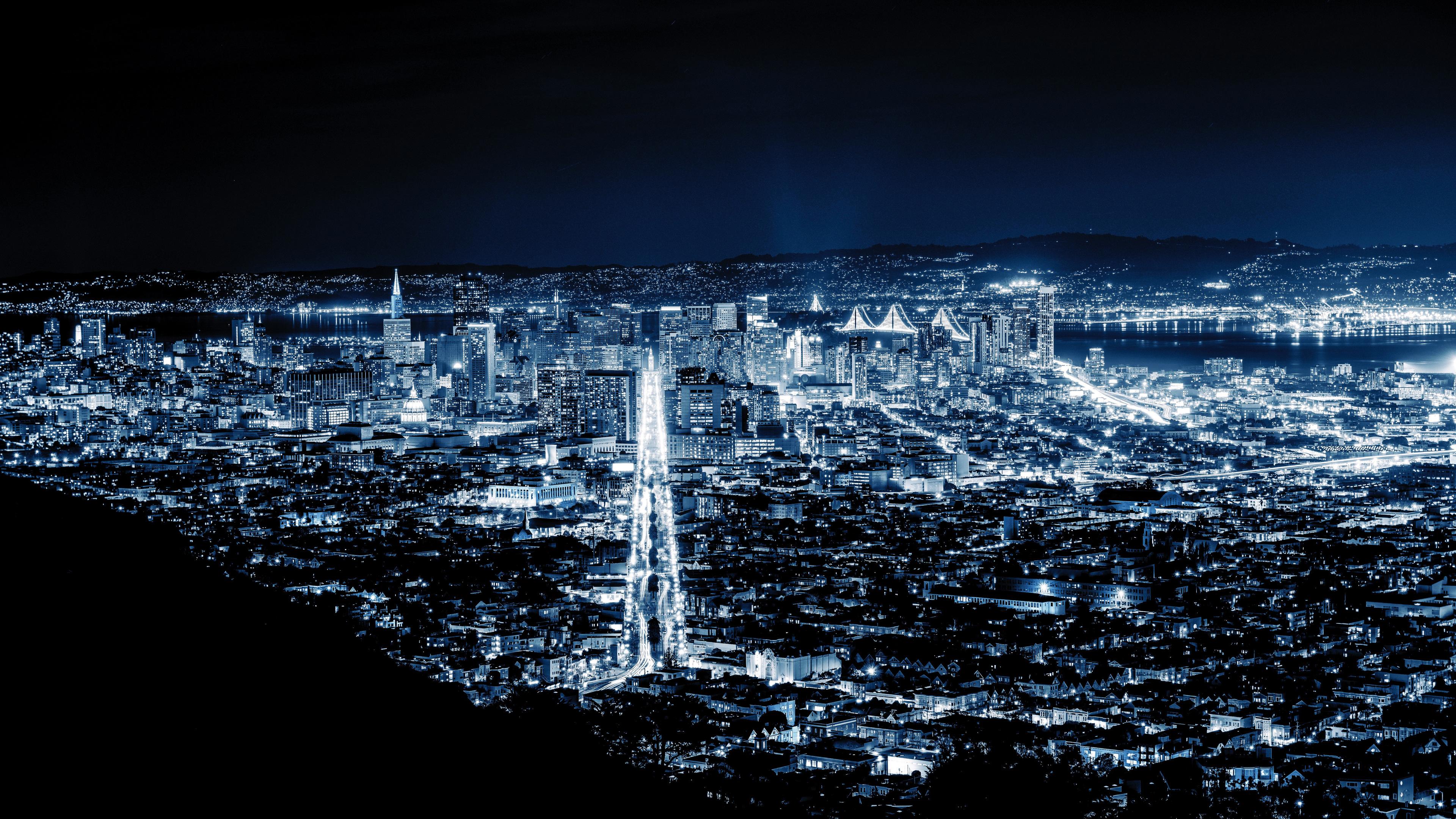 san francisco night 8k 1538072086 - San Francisco Night 8k - world wallpapers, san franciso wallpapers, night wallpapers, hd-wallpapers, city wallpapers, 8k wallpapers, 5k wallpapers, 4k-wallpapers
