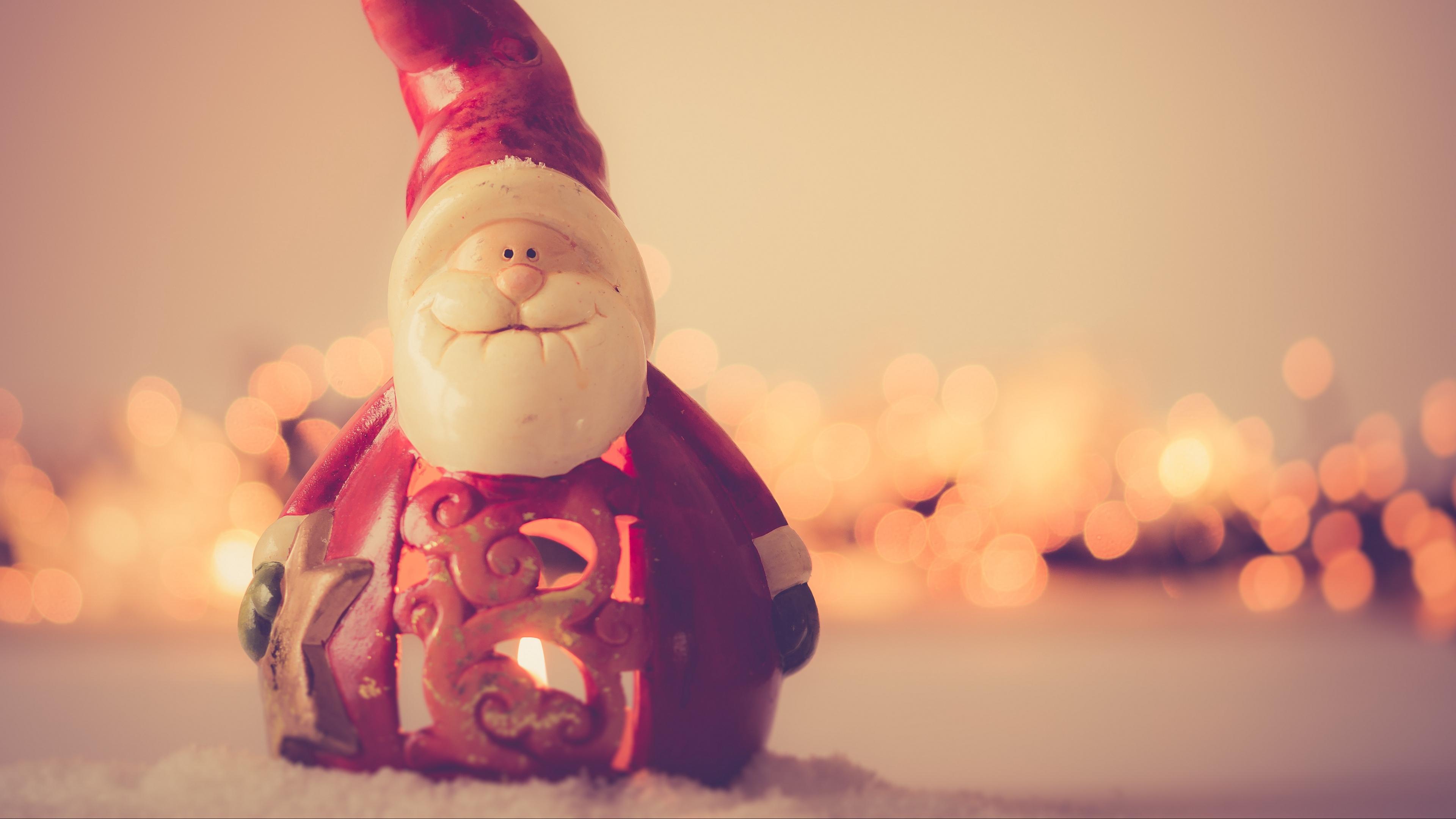 santa claus new year christmas 4k 1538344994 - santa claus, new year, christmas 4k - santa claus, new year, Christmas