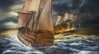 ships sea storm sea battle photoshop 4k 1536098505 200x110 - ships, sea, storm, sea battle, photoshop 4k - Storm, ships, Sea