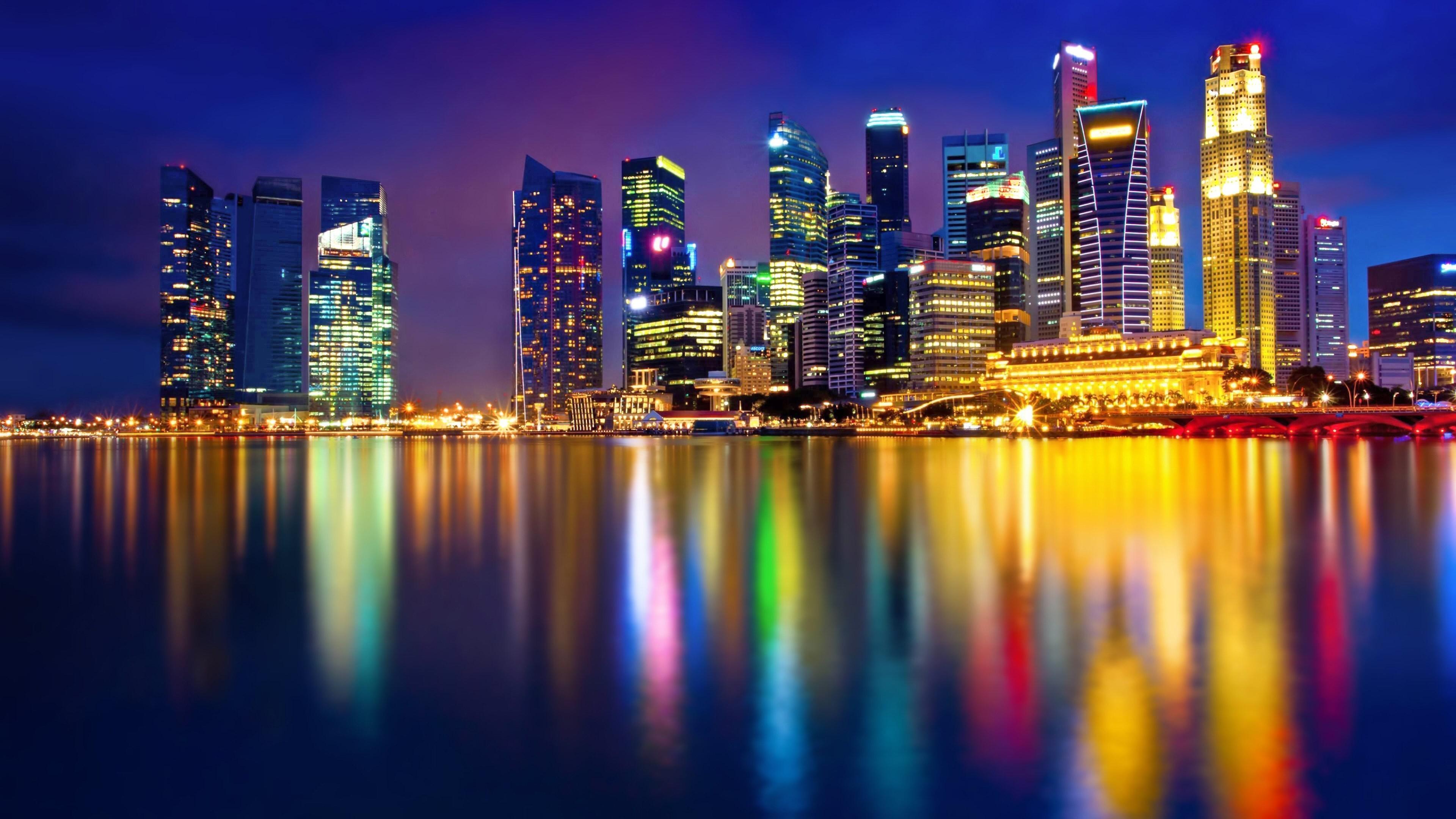 singapore cityscape 1538069092 - Singapore Cityscape - world wallpapers, singapore wallpapers, city wallpapers, beautiful places wallpapers
