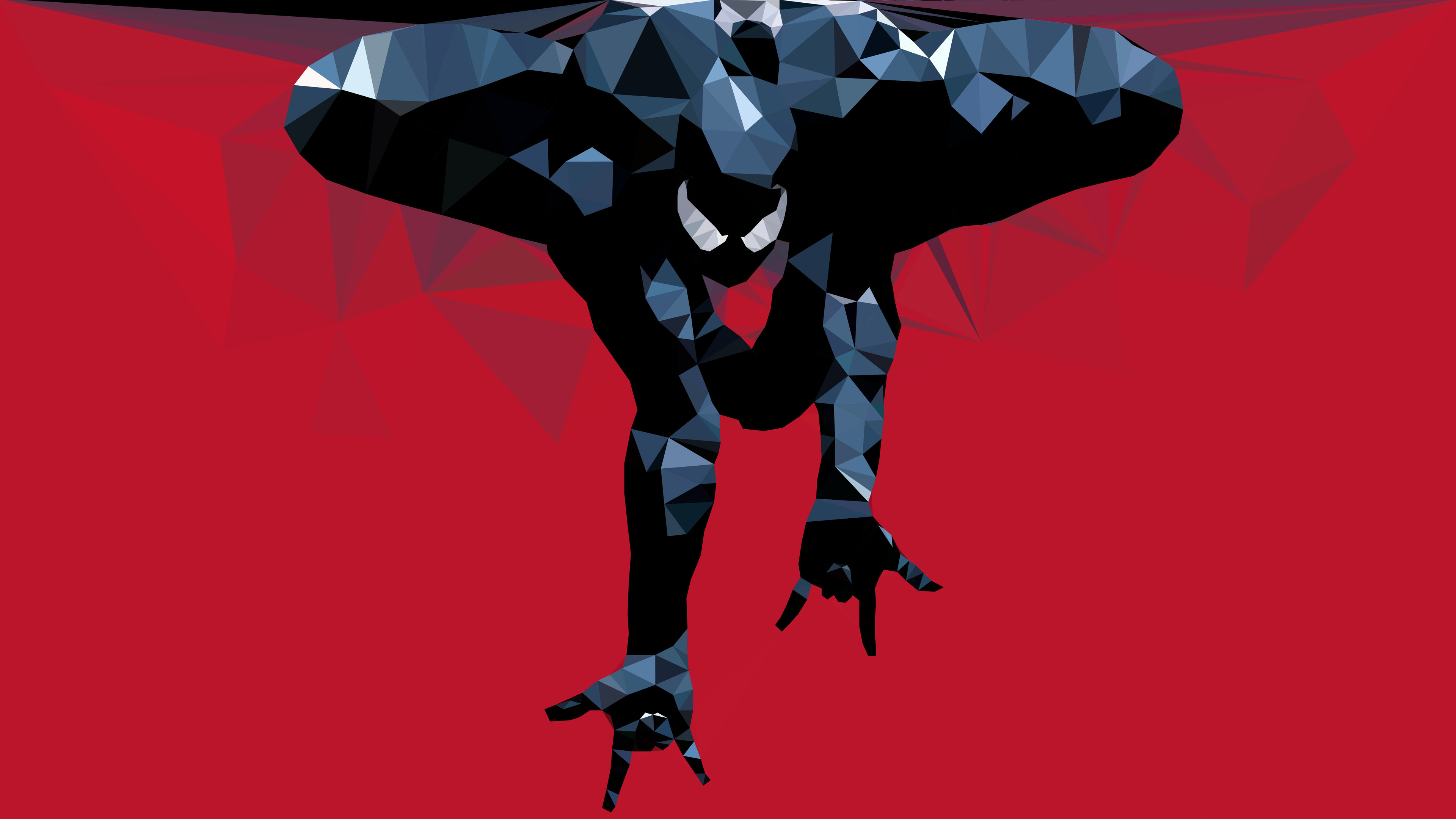 sinister spider man low poly art 1536522777 - Sinister Spider Man Low Poly Art - superheroes wallpapers, sinister wallpapers, low poly wallpapers, hd-wallpapers, digital art wallpapers, artwork wallpapers, 5k wallpapers, 4k-wallpapers