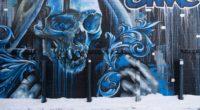 skull graffiti street art wall 4k 1536098377 200x110 - skull, graffiti, street art, wall 4k - street art, Skull, graffiti