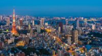 skyscrapers city view from above buildings 4k 1538066054 200x110 - skyscrapers, city, view from above, buildings 4k - view from above, Skyscrapers, City