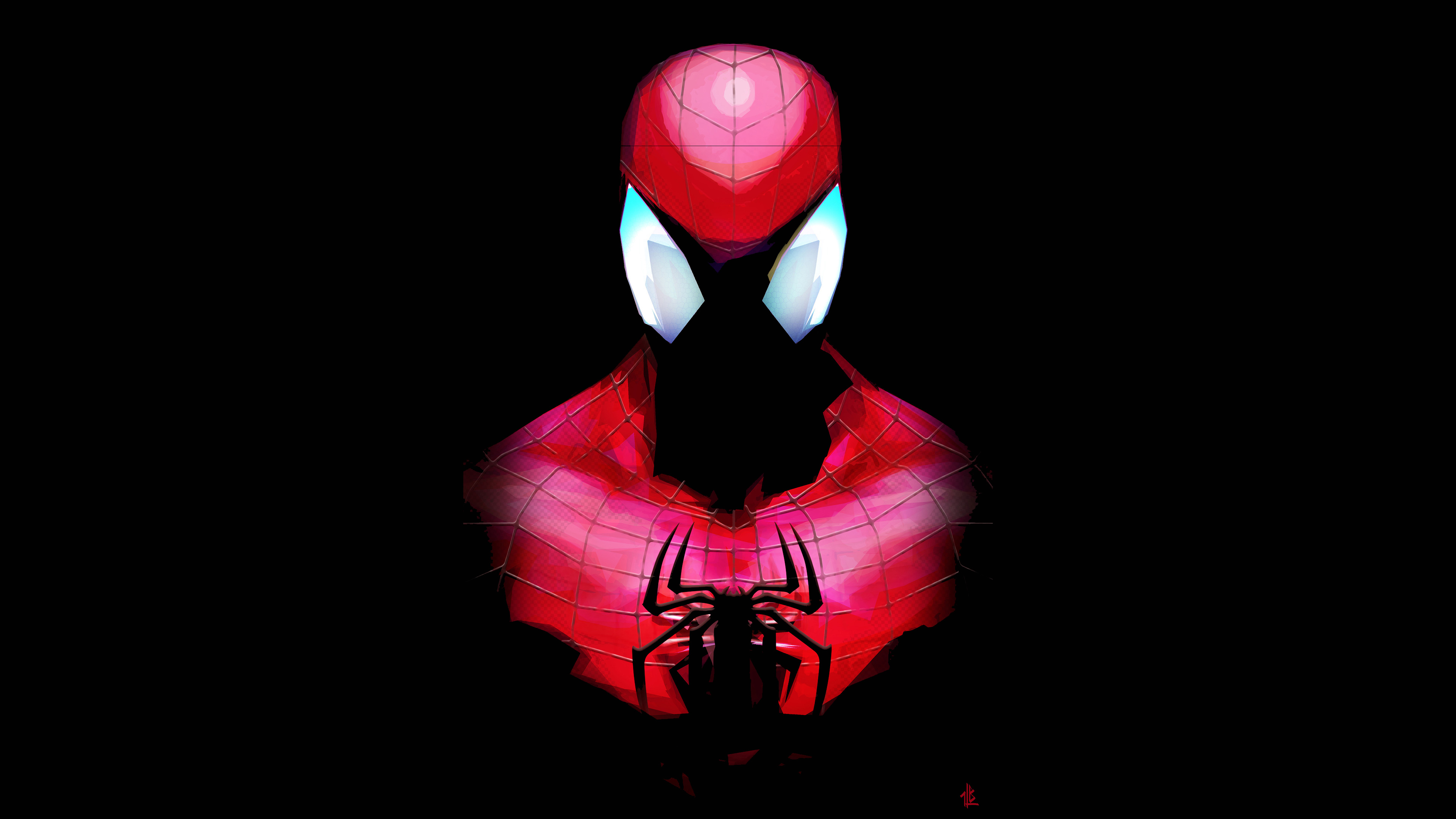 spiderman 4k 2018 art 1536523616 - Spiderman 4k 2018 Art - superheroes wallpapers, spiderman wallpapers, hd-wallpapers, digital art wallpapers, artwork wallpapers, artstation wallpapers, artist wallpapers, 4k-wallpapers