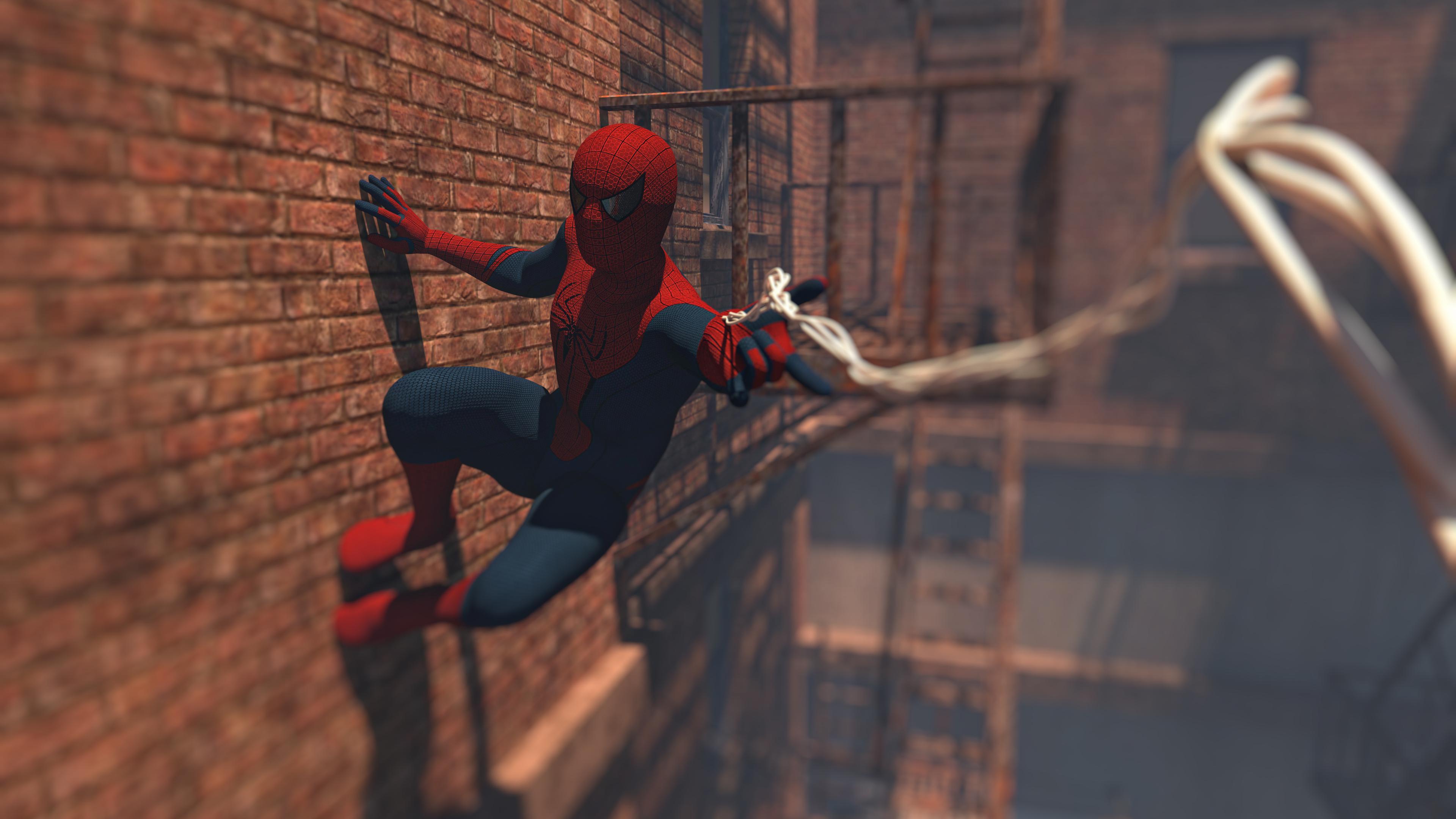 spiderman 5k digital art 1536522549 - Spiderman 5k Digital Art - superheroes wallpapers, spiderman wallpapers, hd-wallpapers, digital art wallpapers, deviantart wallpapers, artist wallpapers, 5k wallpapers, 4k-wallpapers