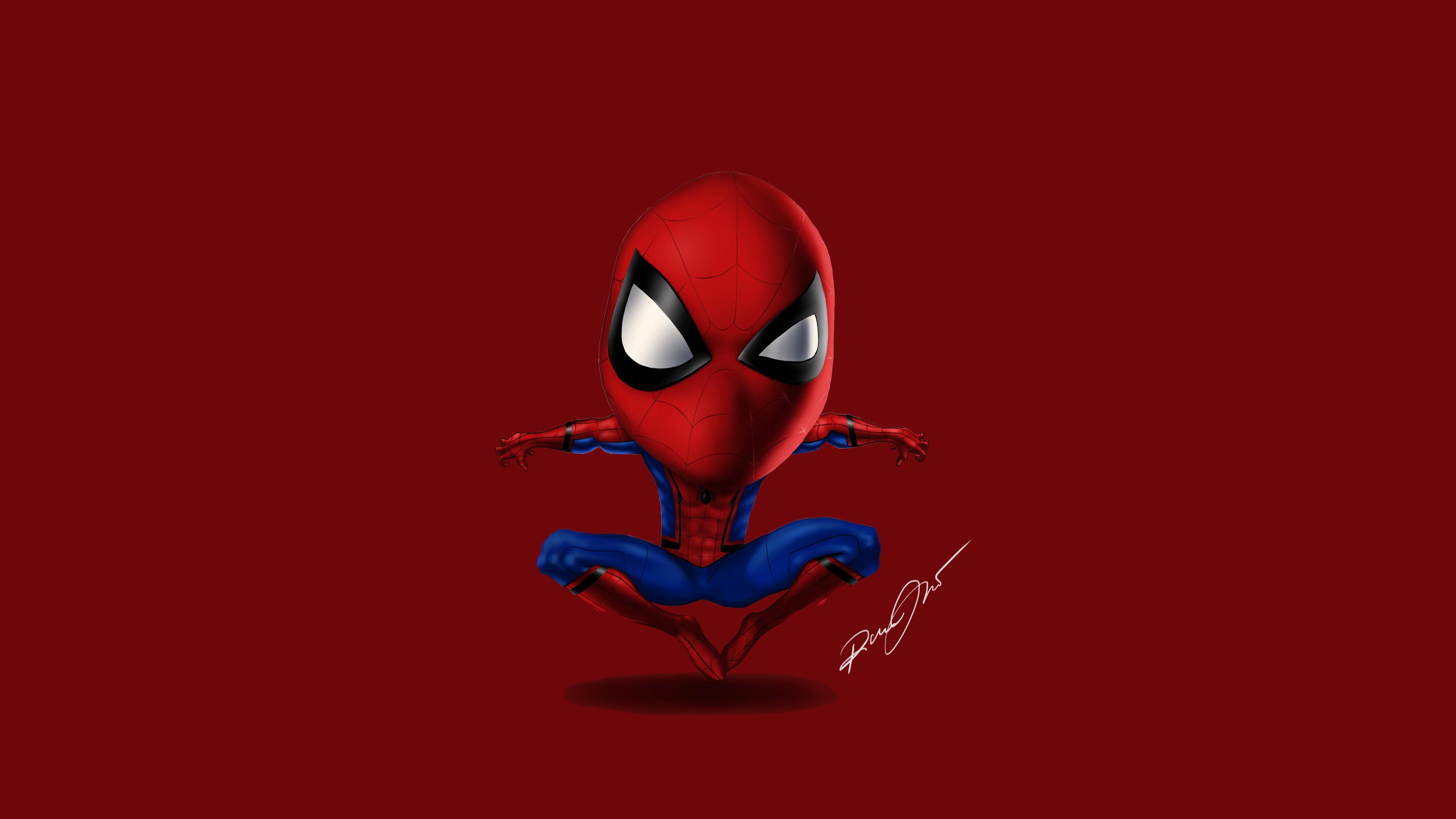 spiderman 5k digital artwork 1536523670 - Spiderman 5k Digital Artwork - superheroes wallpapers, spiderman wallpapers, hd-wallpapers, digital art wallpapers, artwork wallpapers, artist wallpapers, 5k wallpapers, 4k-wallpapers