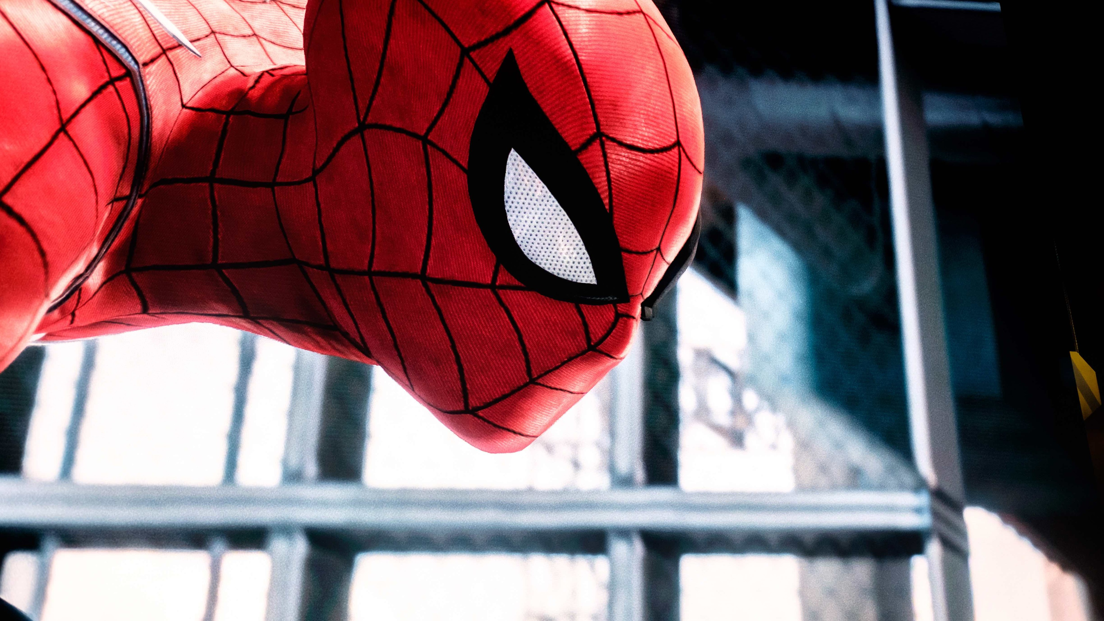 spiderman closeup 1536521809 - Spiderman Closeup - spiderman wallpapers, hd-wallpapers, 5k wallpapers, 4k-wallpapers