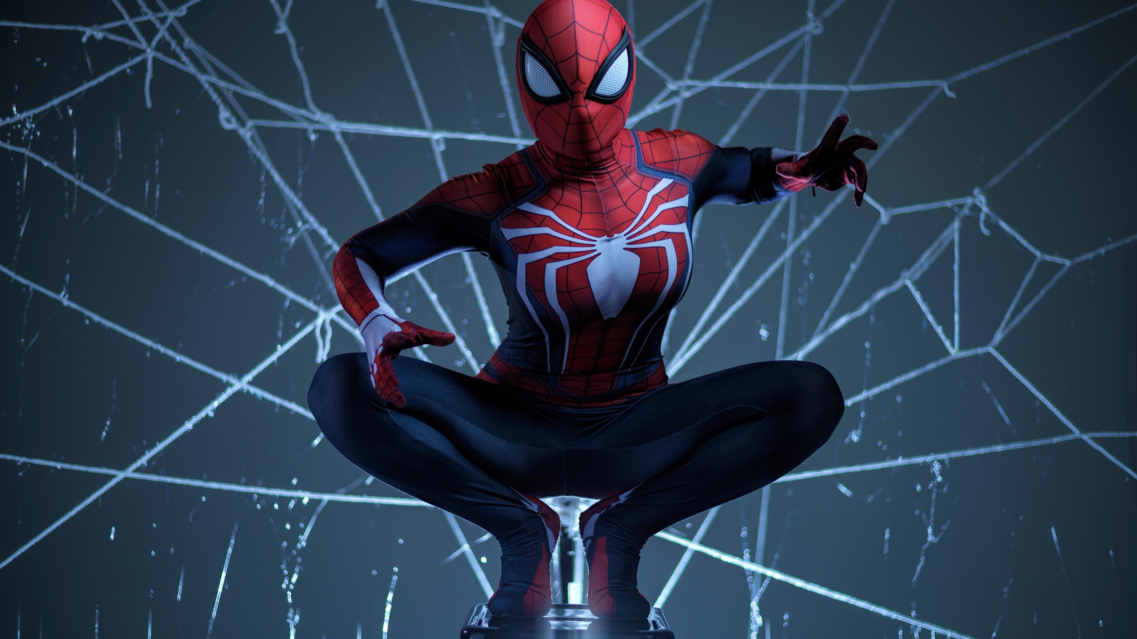 spiderman cosplay 8k 1536523735 - Spiderman Cosplay 8k - superheroes wallpapers, spiderman wallpapers, hd-wallpapers, flickr wallpapers, cosplay wallpapers, artist wallpapers, 8k wallpapers, 5k wallpapers, 4k-wallpapers