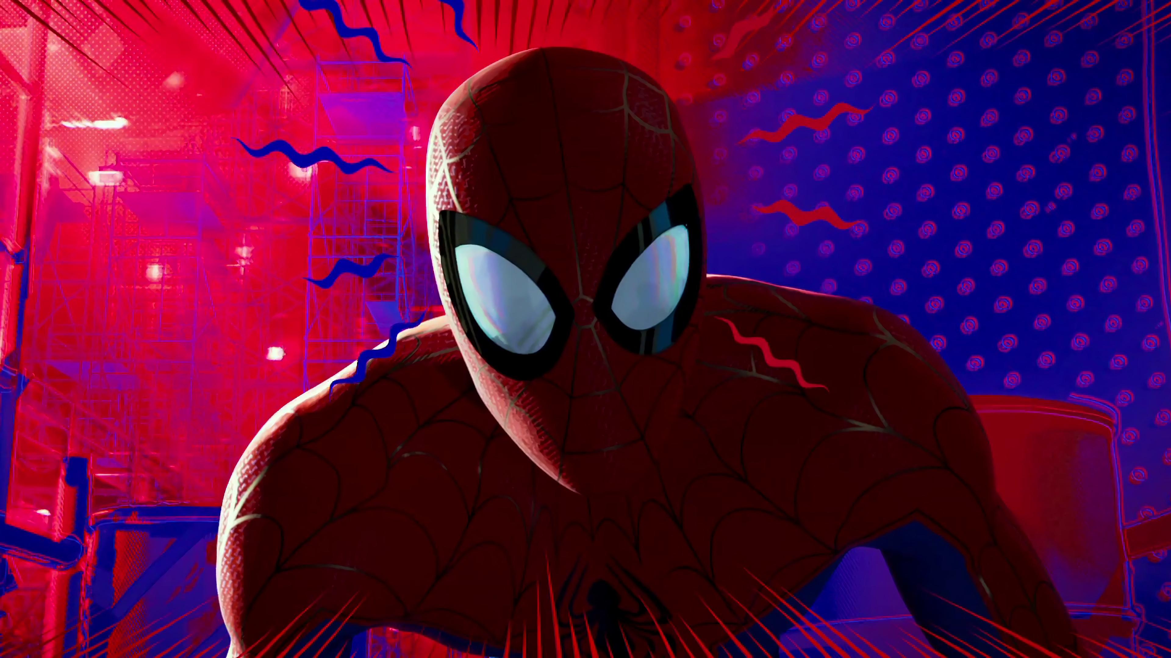 spiderman into the spider verse 2018 movie 4k 1537644812 - SpiderMan Into The Spider Verse 2018 Movie 4k - spiderman wallpapers, spiderman into the spider verse wallpapers, movies wallpapers, hd-wallpapers, animated movies wallpapers, 4k-wallpapers, 2018-movies-wallpapers