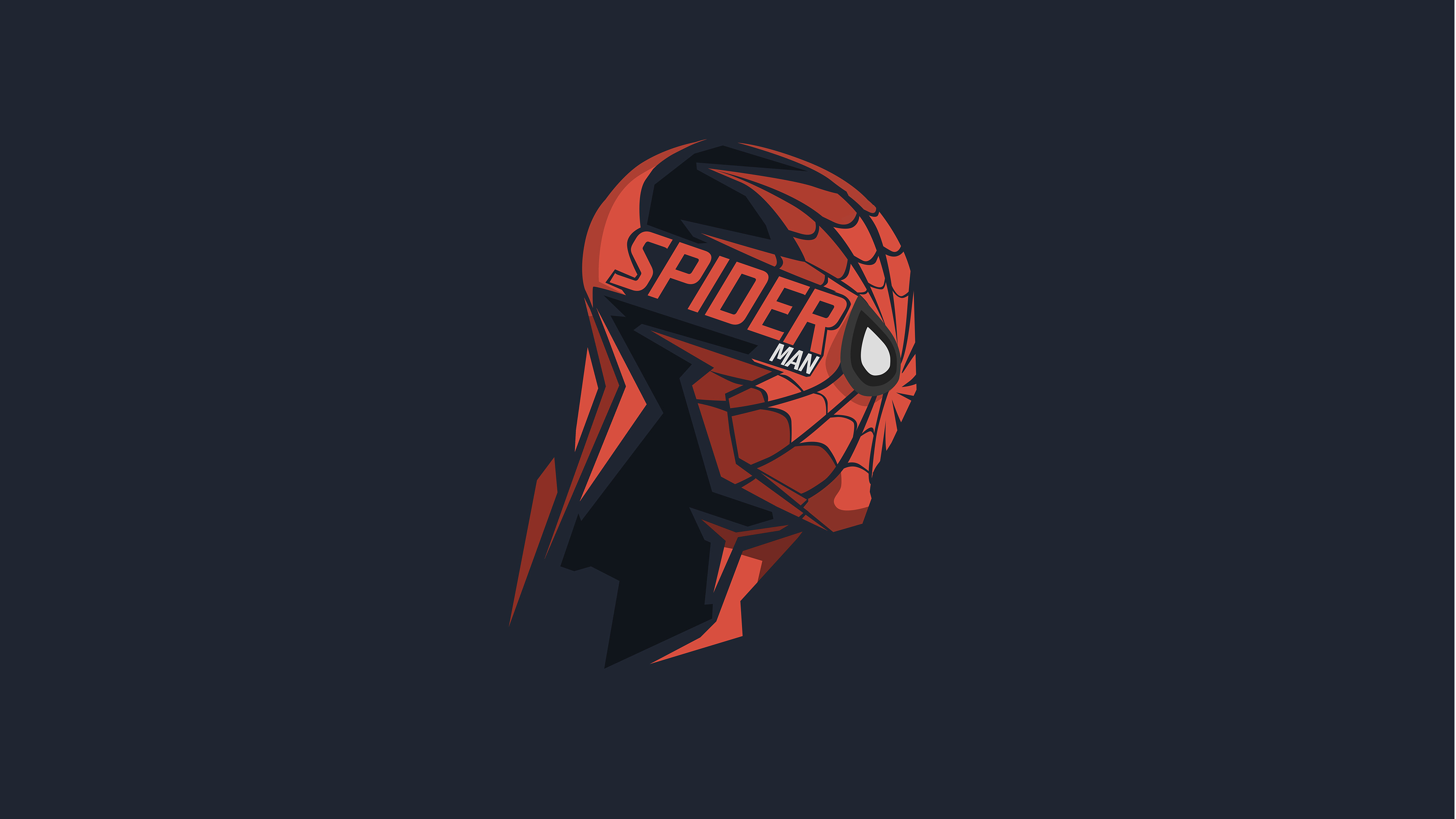spiderman mask minimalism 8k 1536523599 - Spiderman Mask Minimalism 8k - superheroes wallpapers, spiderman wallpapers, minimalism wallpapers, hd-wallpapers, digital art wallpapers, artwork wallpapers, artstation wallpapers, artist wallpapers, 8k wallpapers, 5k wallpapers, 4k-wallpapers