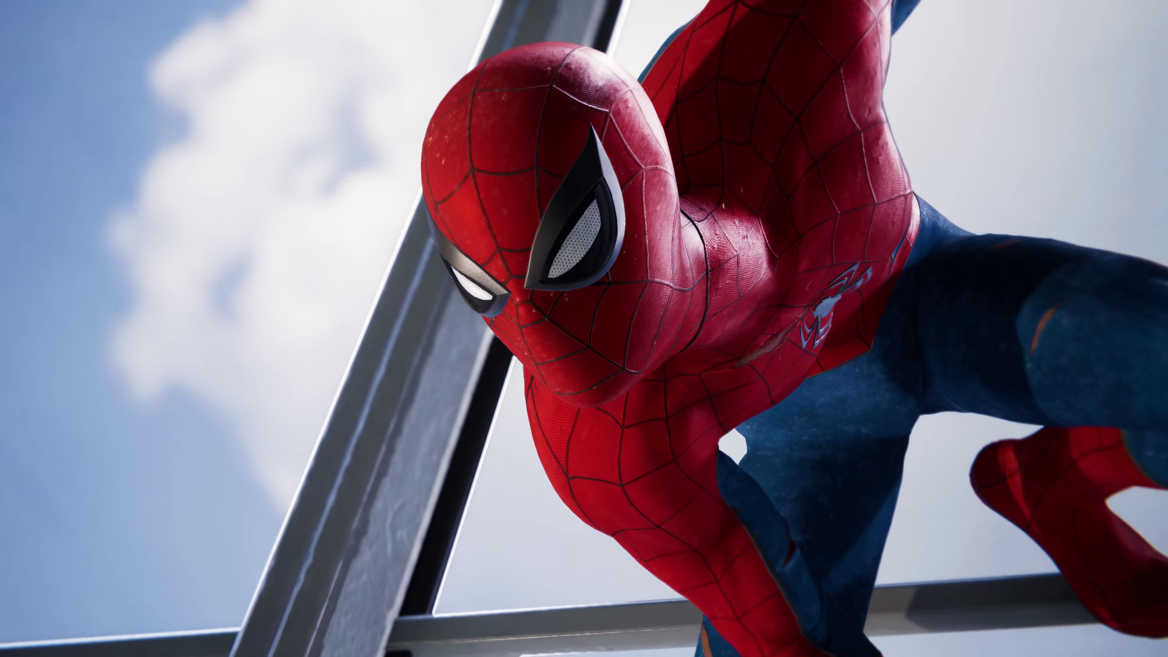 spiderman ps4 2018 4k 1537691425 - Spiderman Ps4 2018 4k - spiderman wallpapers, spiderman ps4 wallpapers, ps games wallpapers, hd-wallpapers, games wallpapers, 4k-wallpapers, 2018 games wallpapers
