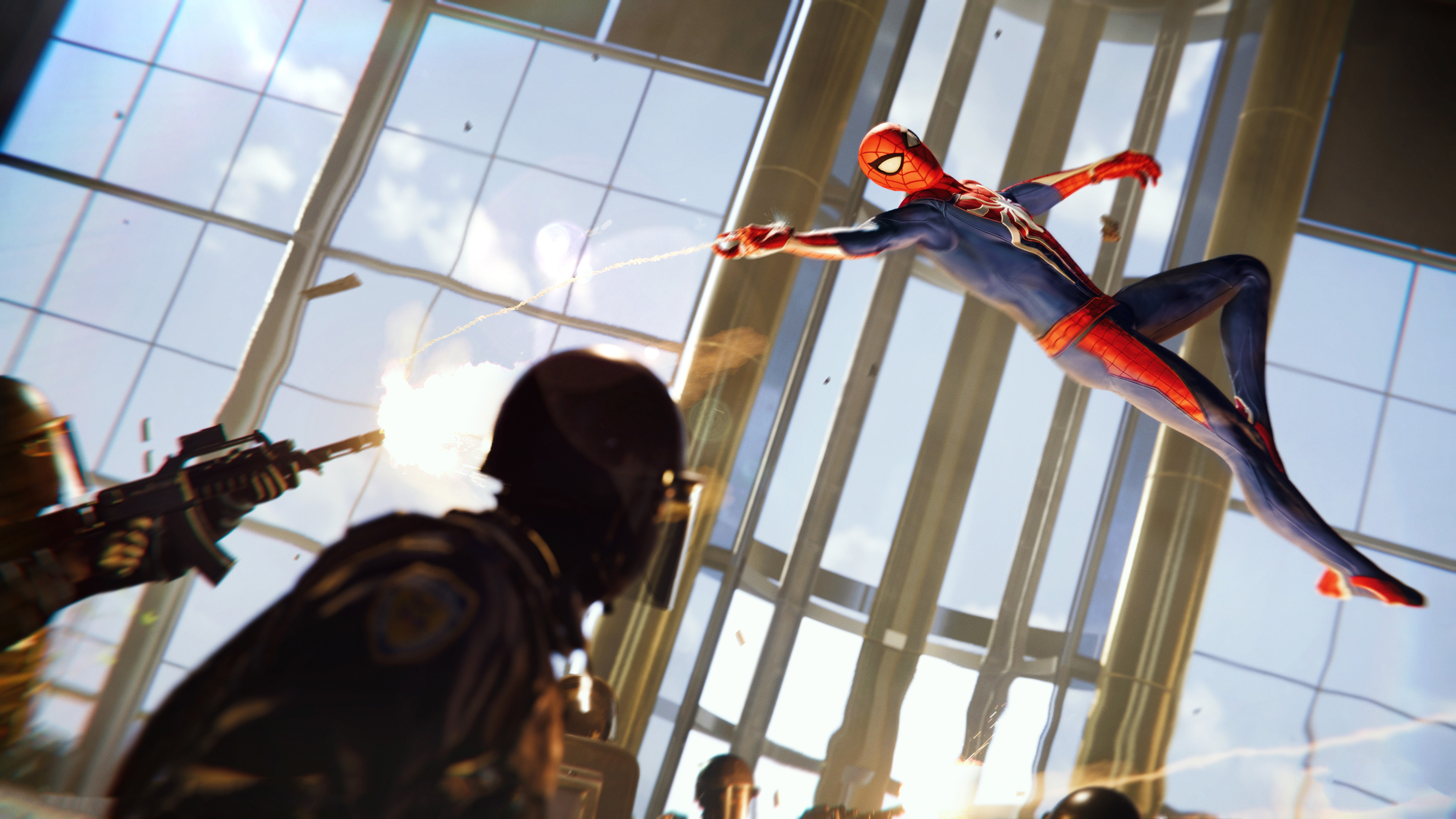 spiderman ps4 video game 2018 4k 1537691413 - Spiderman Ps4 Video Game 2018 4k - spiderman wallpapers, spiderman ps4 wallpapers, ps games wallpapers, hd-wallpapers, games wallpapers, 4k-wallpapers, 2018 games wallpapers