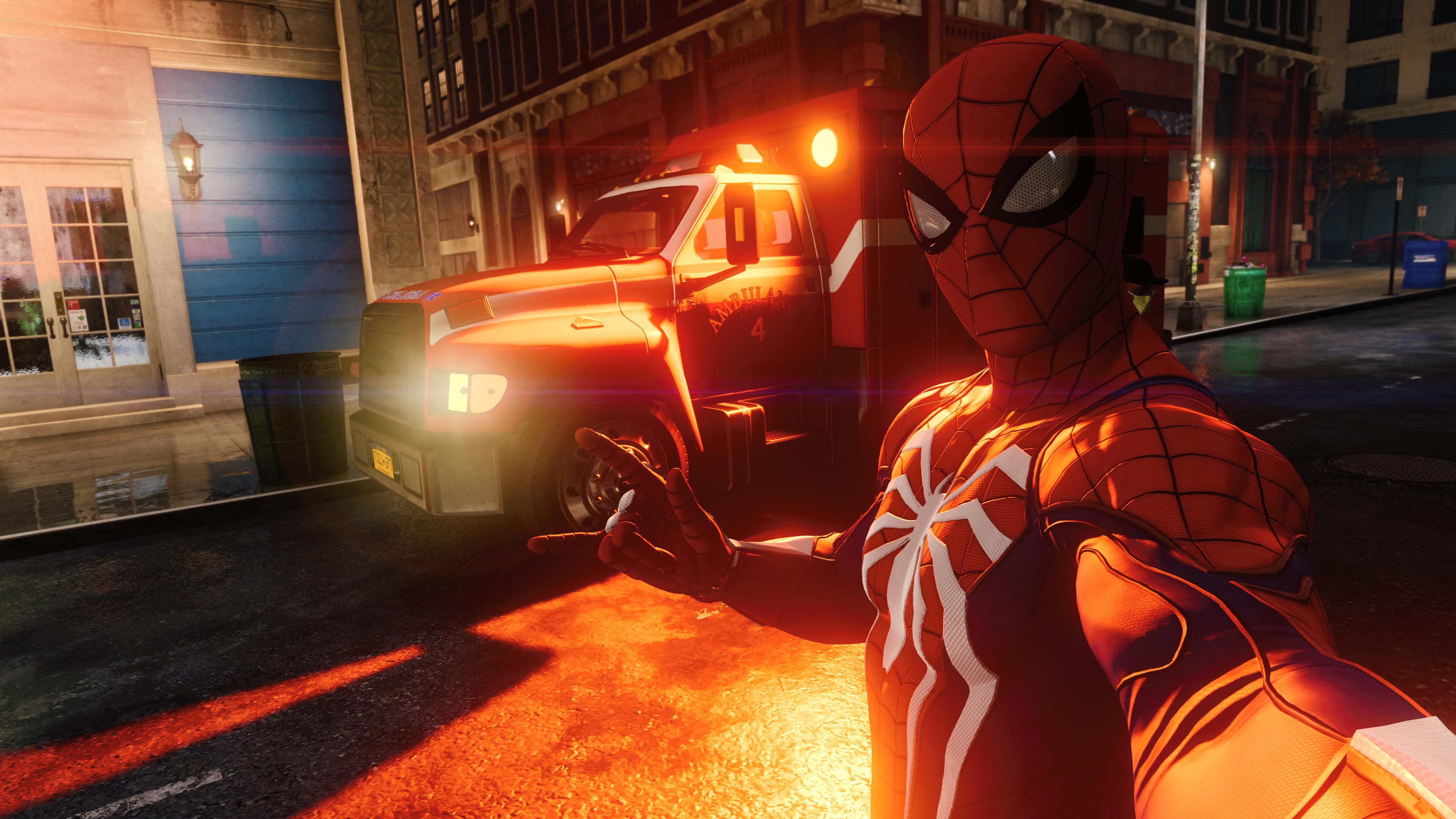 spiderman taking selfie ps4 2018 4k 1537692843 - Spiderman Taking Selfie Ps4 2018 4k - superheroes wallpapers, spiderman wallpapers, spiderman ps4 wallpapers, ps games wallpapers, hd-wallpapers, games wallpapers, 4k-wallpapers, 2018 games wallpapers