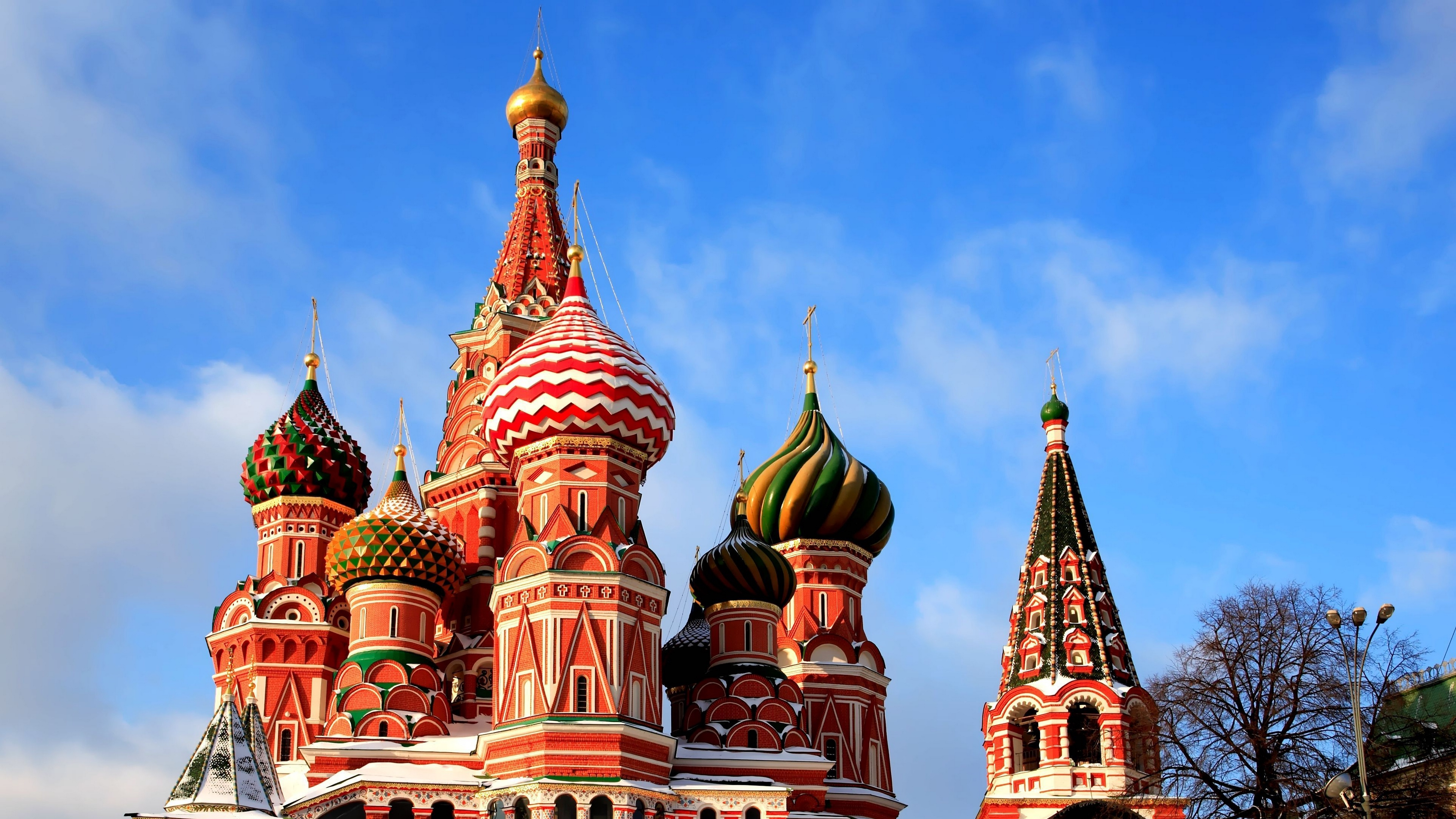 st basils cathedral red square moscow architecture dome 4k 1538067178 - st basils cathedral, red square, moscow, architecture, dome 4k - st basils cathedral, red square, Moscow