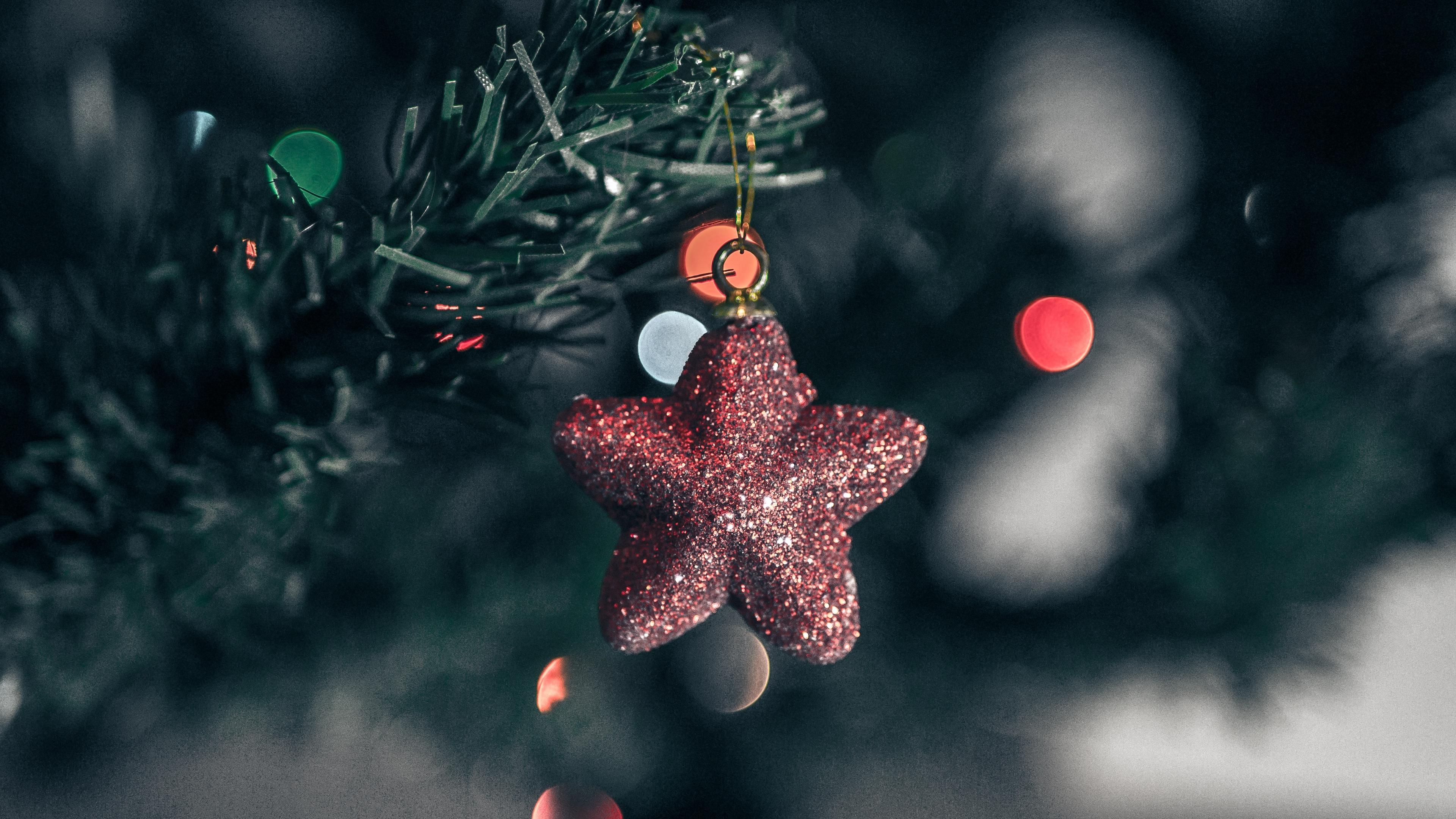 star christmas tree shine 4k 1538345070 - star, christmas tree, shine 4k - Star, Shine, christmas tree
