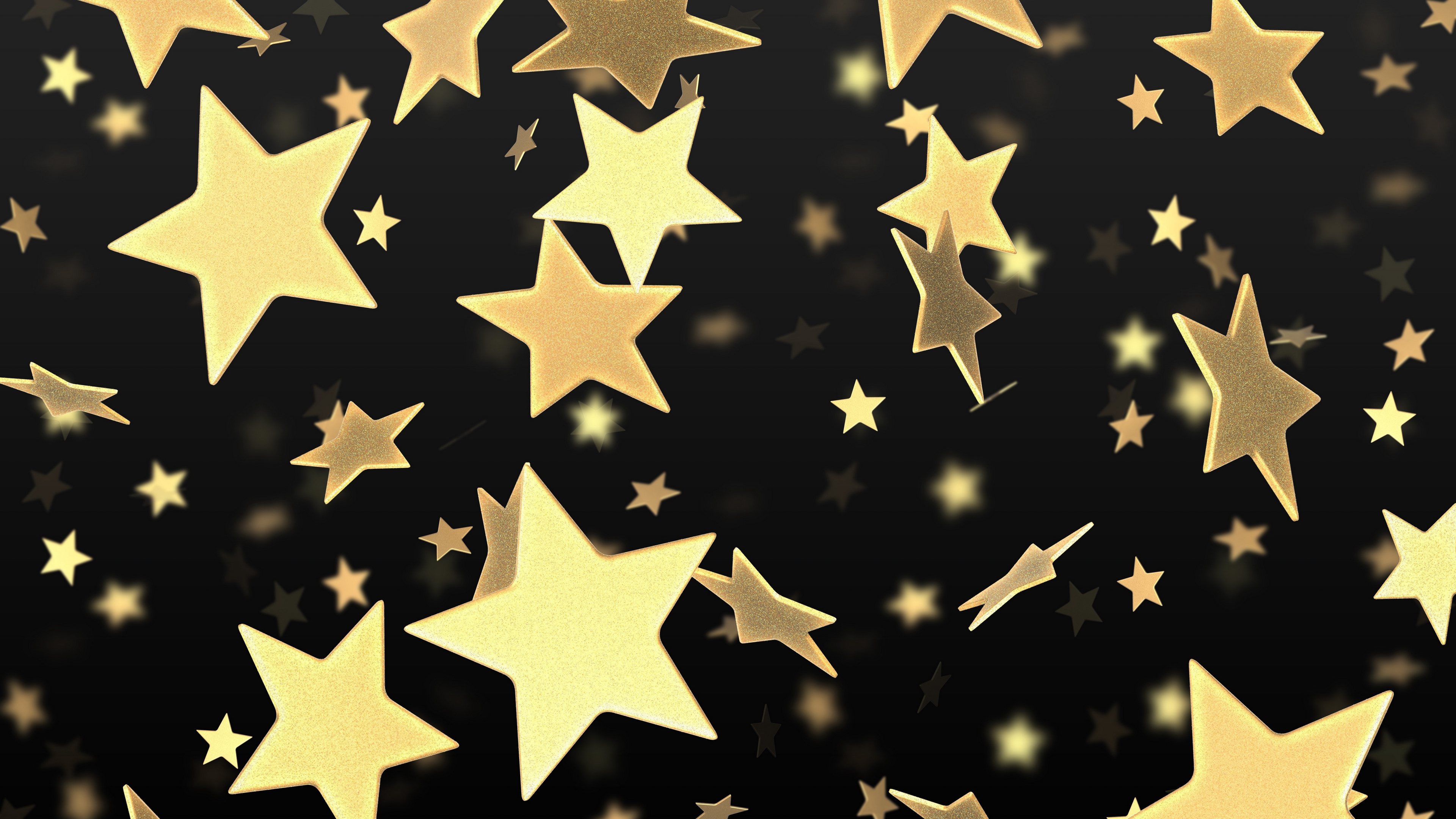 star flying gold 4k 1536097853 - star, flying, gold 4k - Star, Gold, Flying