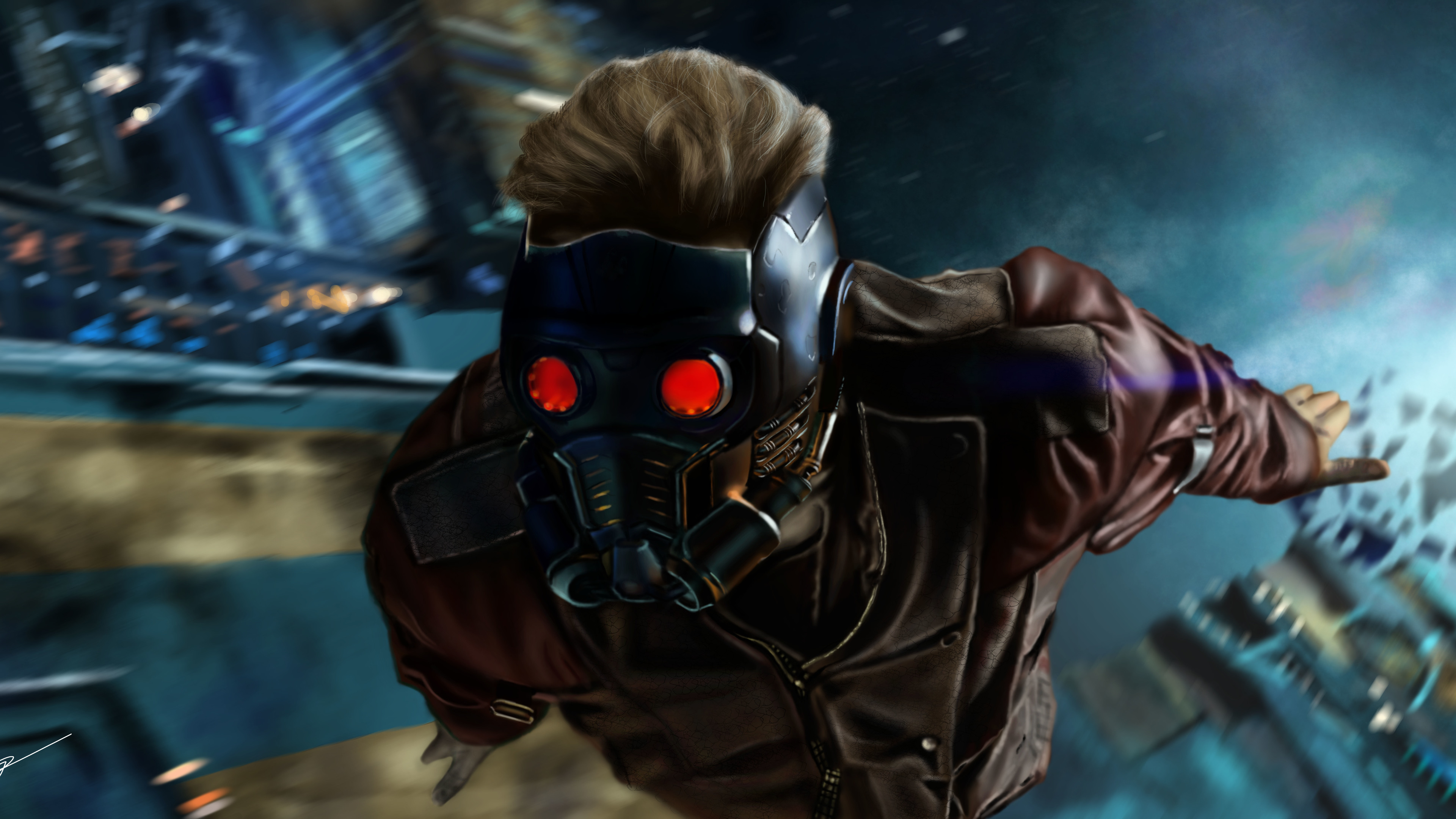star lord 12k 1536522490 - Star Lord 12k - superheroes wallpapers, star lord wallpapers, hd-wallpapers, digital art wallpapers, deviantart wallpapers, artwork wallpapers, artist wallpapers, 8k wallpapers, 5k wallpapers, 4k-wallpapers, 12k wallpapers, 10k wallpapers