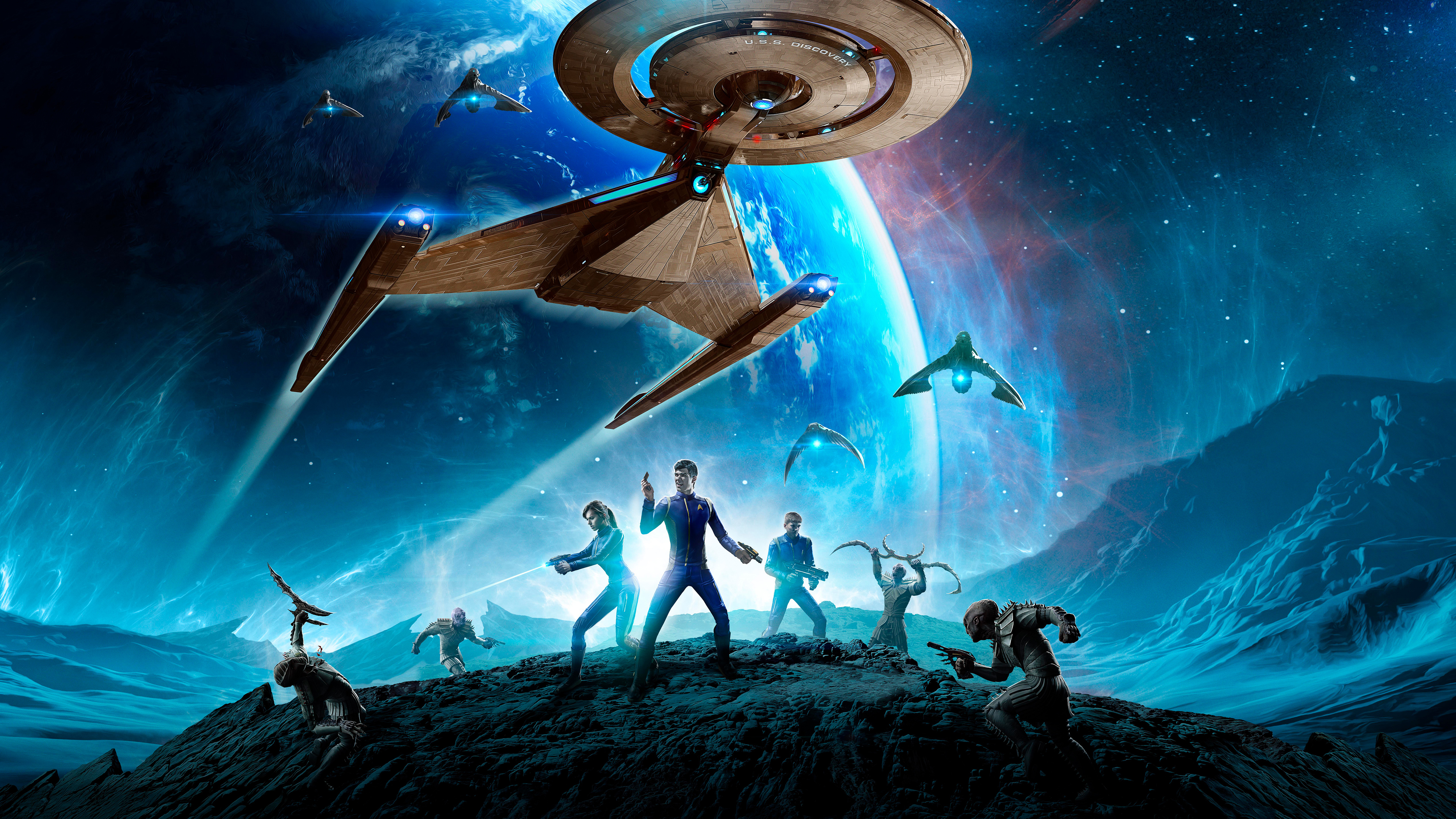 Star Trek Online Video Game