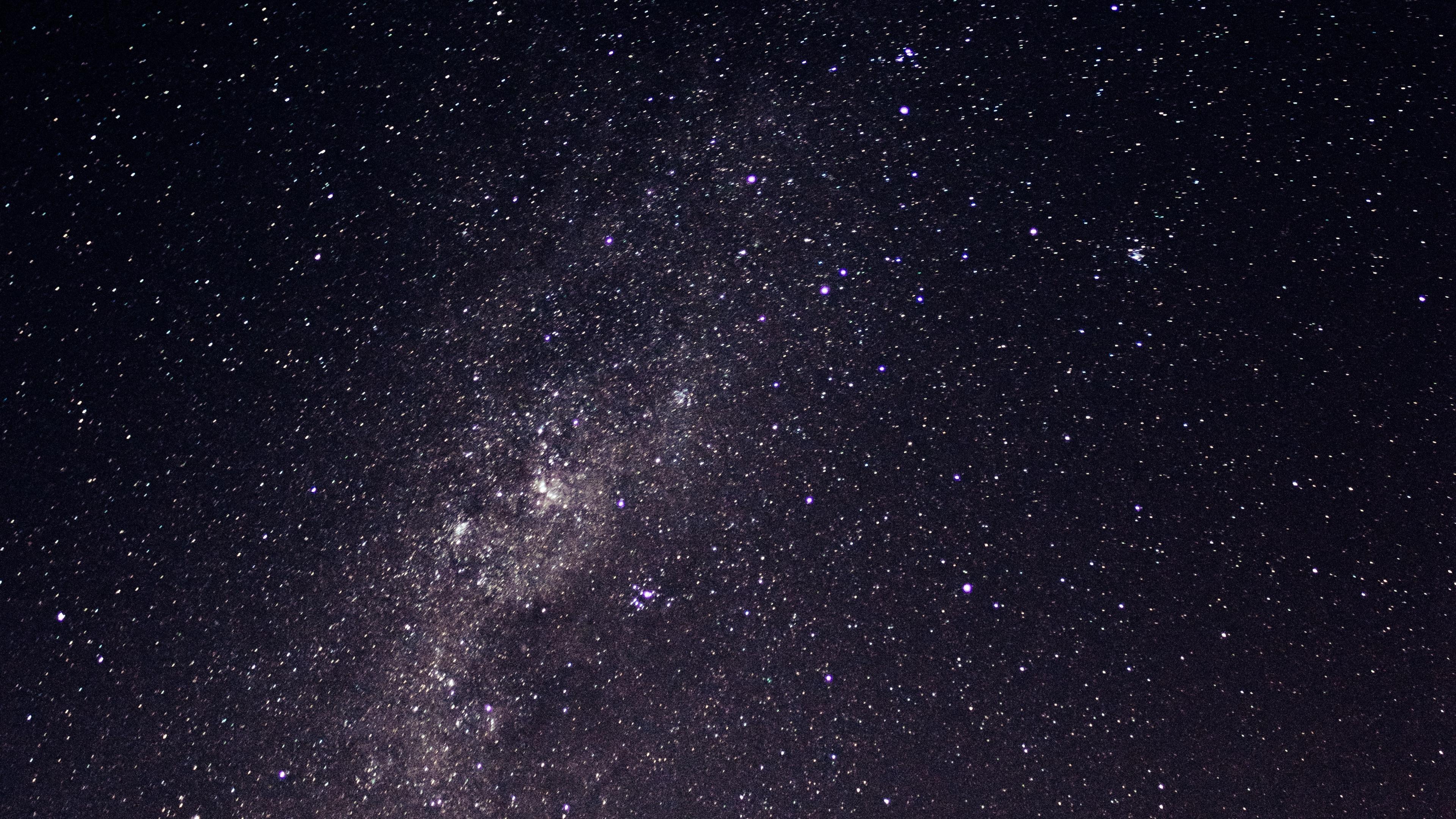starry sky galaxy milky way glitter night 4k 1536016885 - starry sky, galaxy, milky way, glitter, night 4k - starry sky, milky way, Galaxy