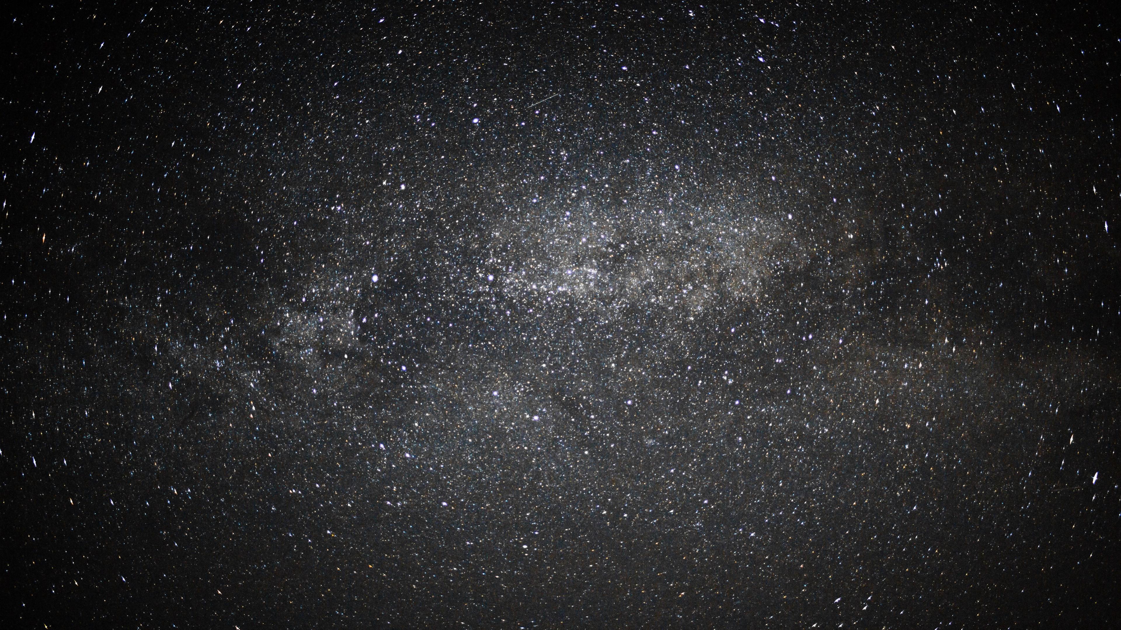 starry sky night glitter 4k 1536013857 - starry sky, night, glitter 4k - starry sky, Night, Glitter