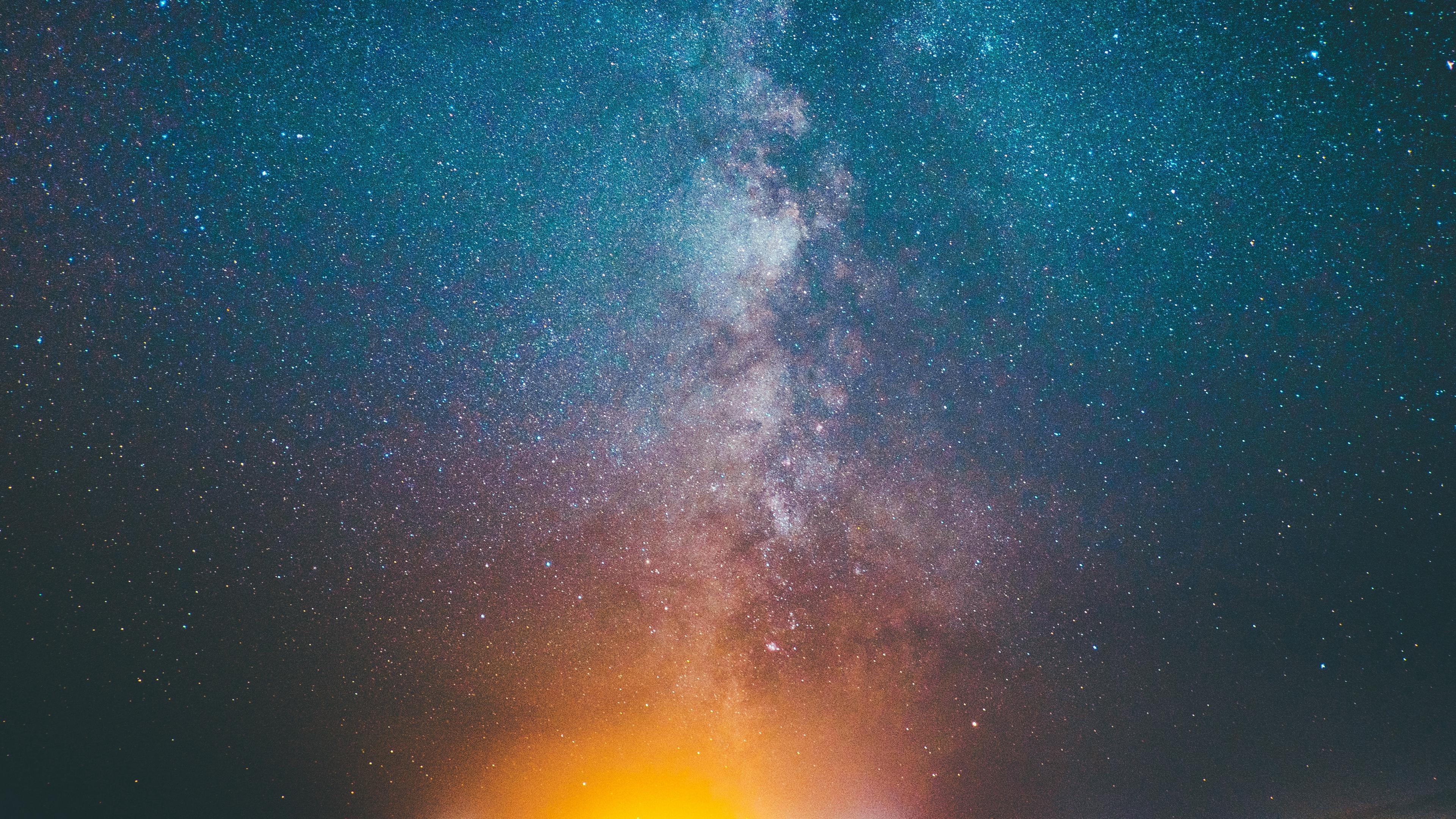 starry sky spots space 4k 1536013809 - starry sky, spots, space 4k - starry sky, spots, Space