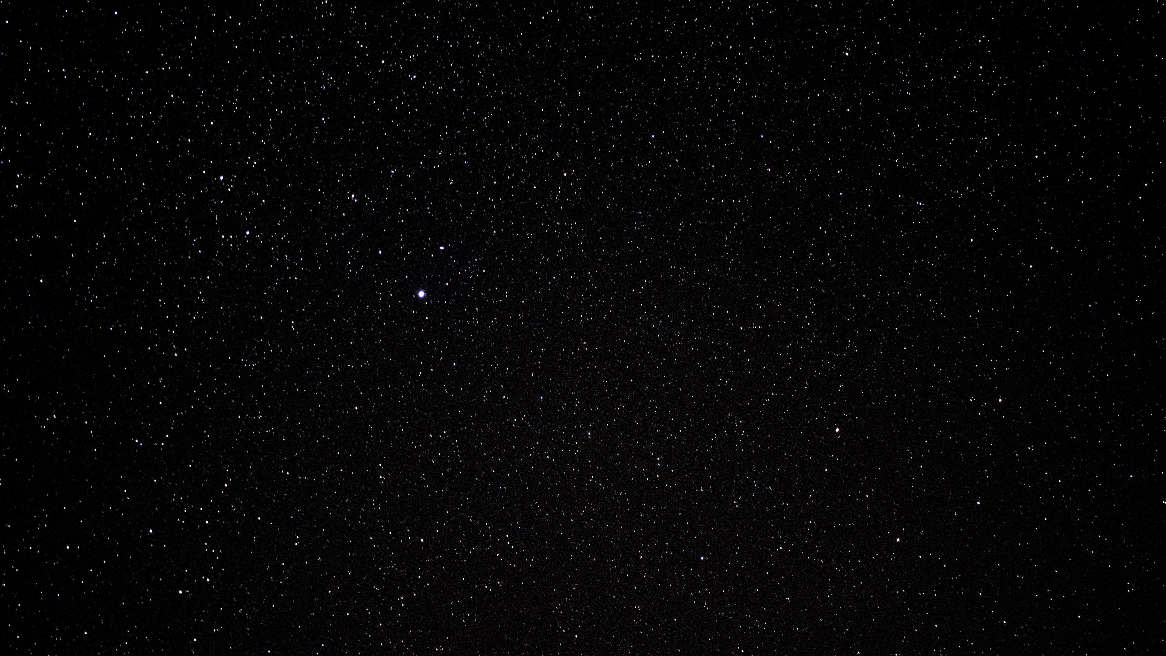 starry sky stars black glitter 4k 1536013841 - starry sky, stars, black, glitter 4k - Stars, starry sky, Black