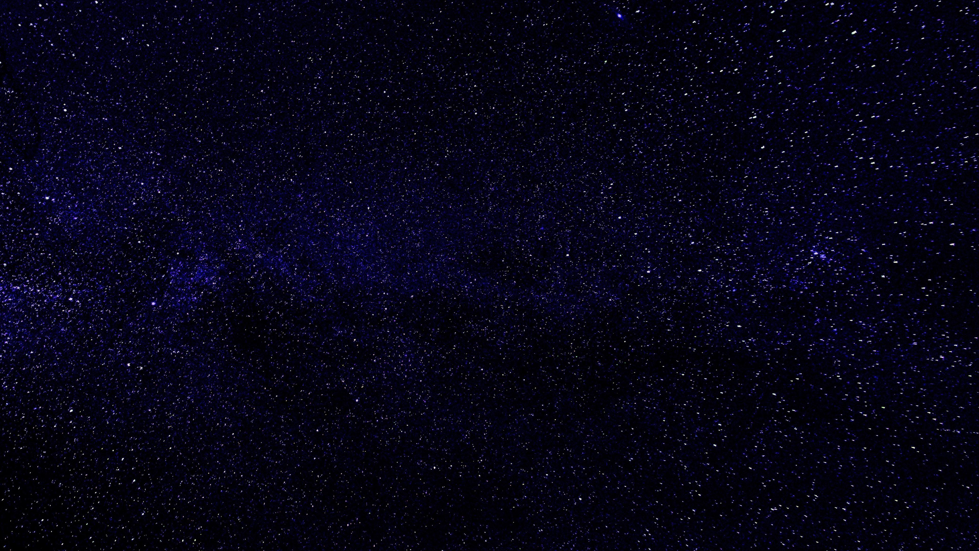 Stars galaxy milky way starry sky night sky 4k stars - Starry sky 4k ...
