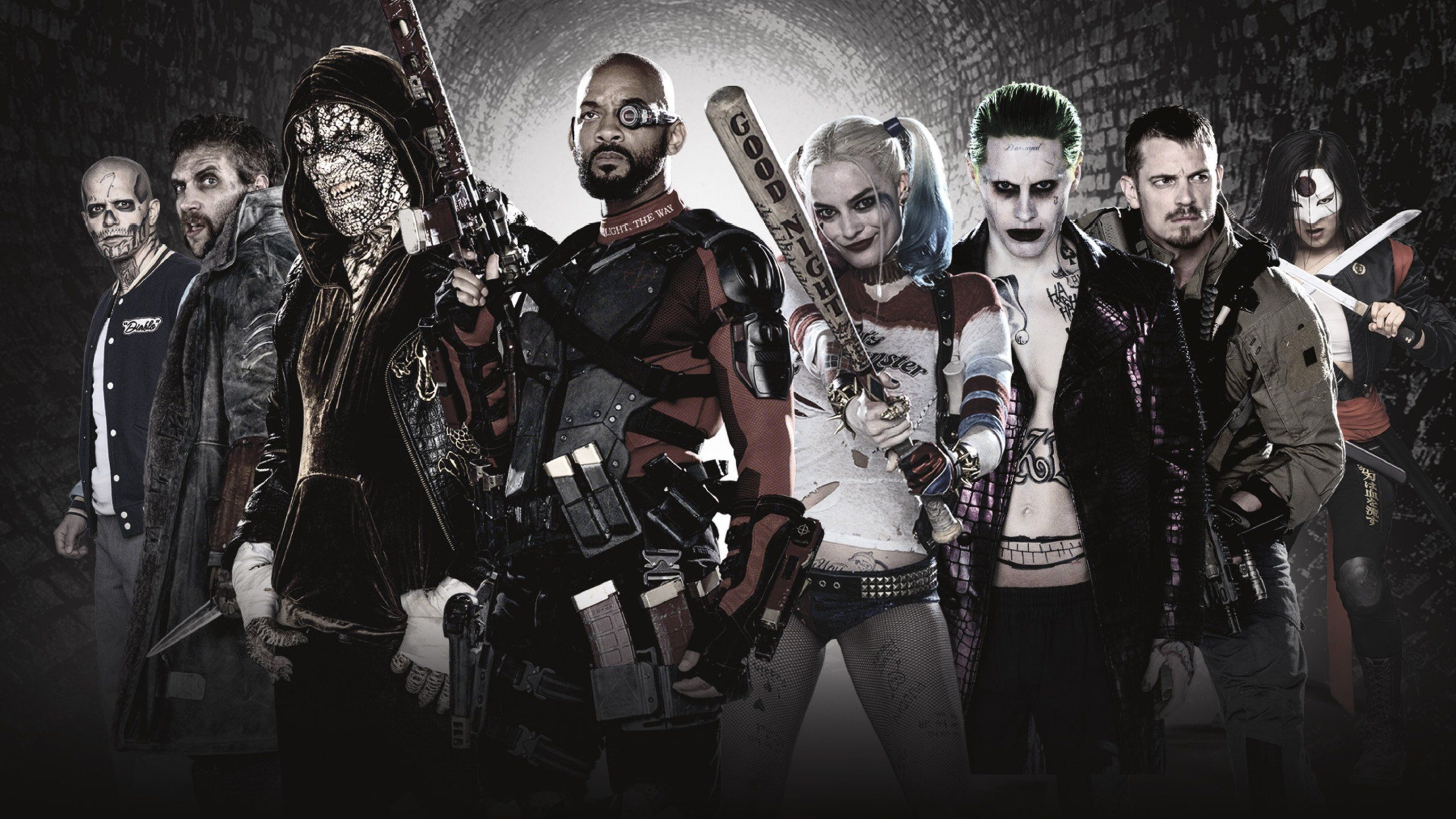 suicide squad new poster 1536363827 - Suicide Squad New Poster - suicide squad wallpapers, movies wallpapers, 2016 movies wallpapers