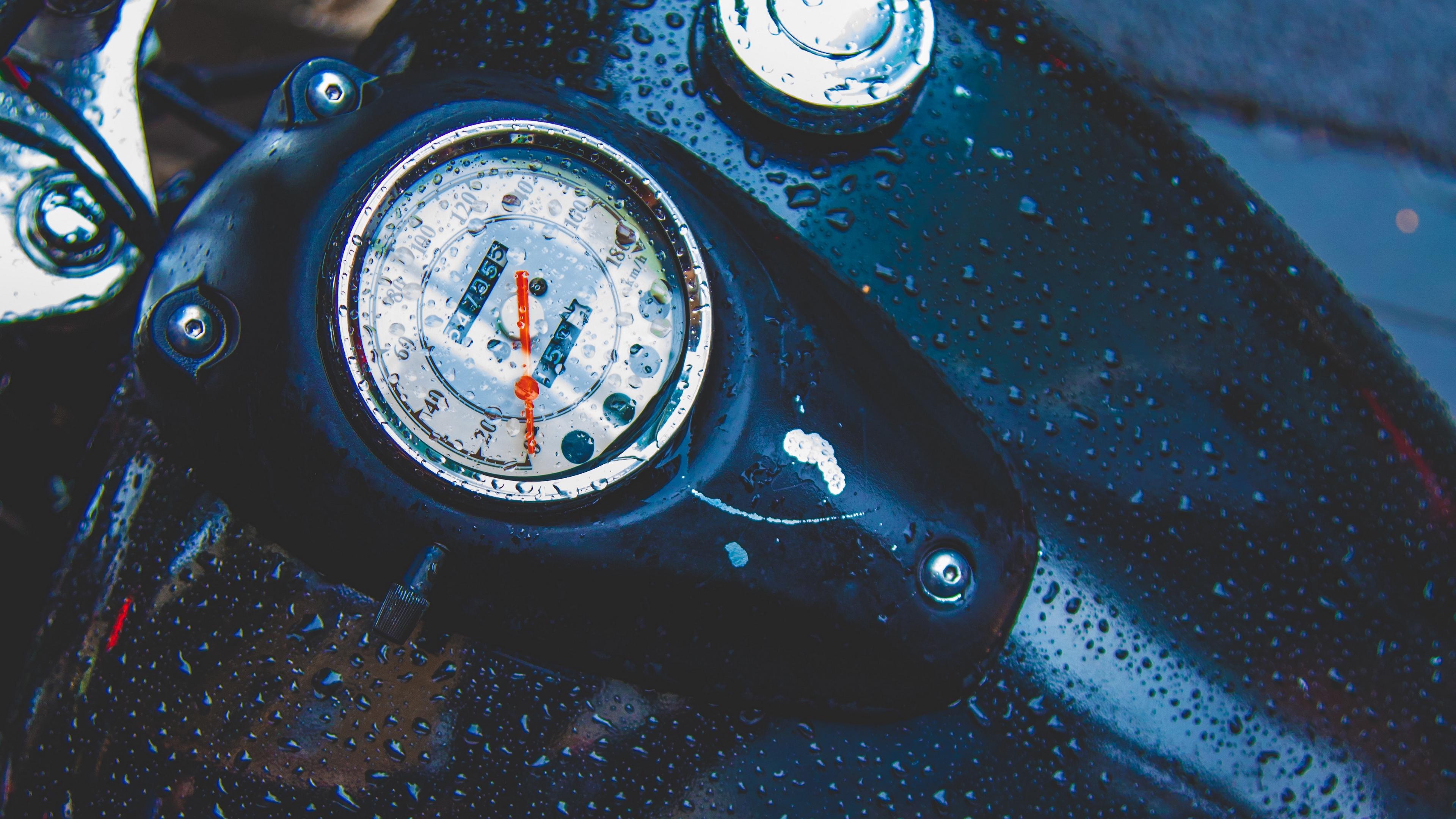 tank motorcycle drops speedometer 4k 1536018798 - tank, motorcycle, drops, speedometer 4k - Tank, Motorcycle, Drops